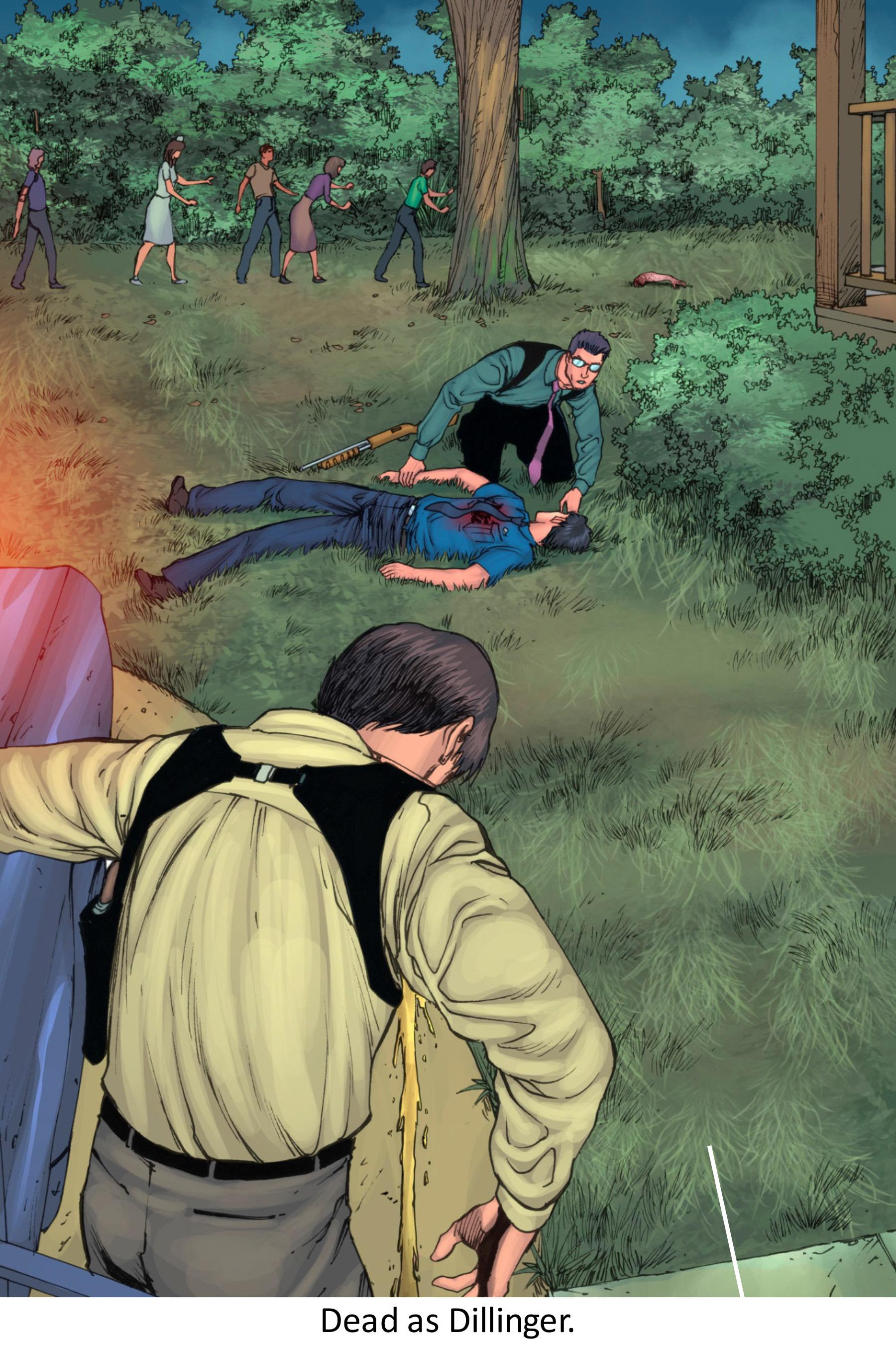 Read online Z-Men comic -  Issue #3 - 139