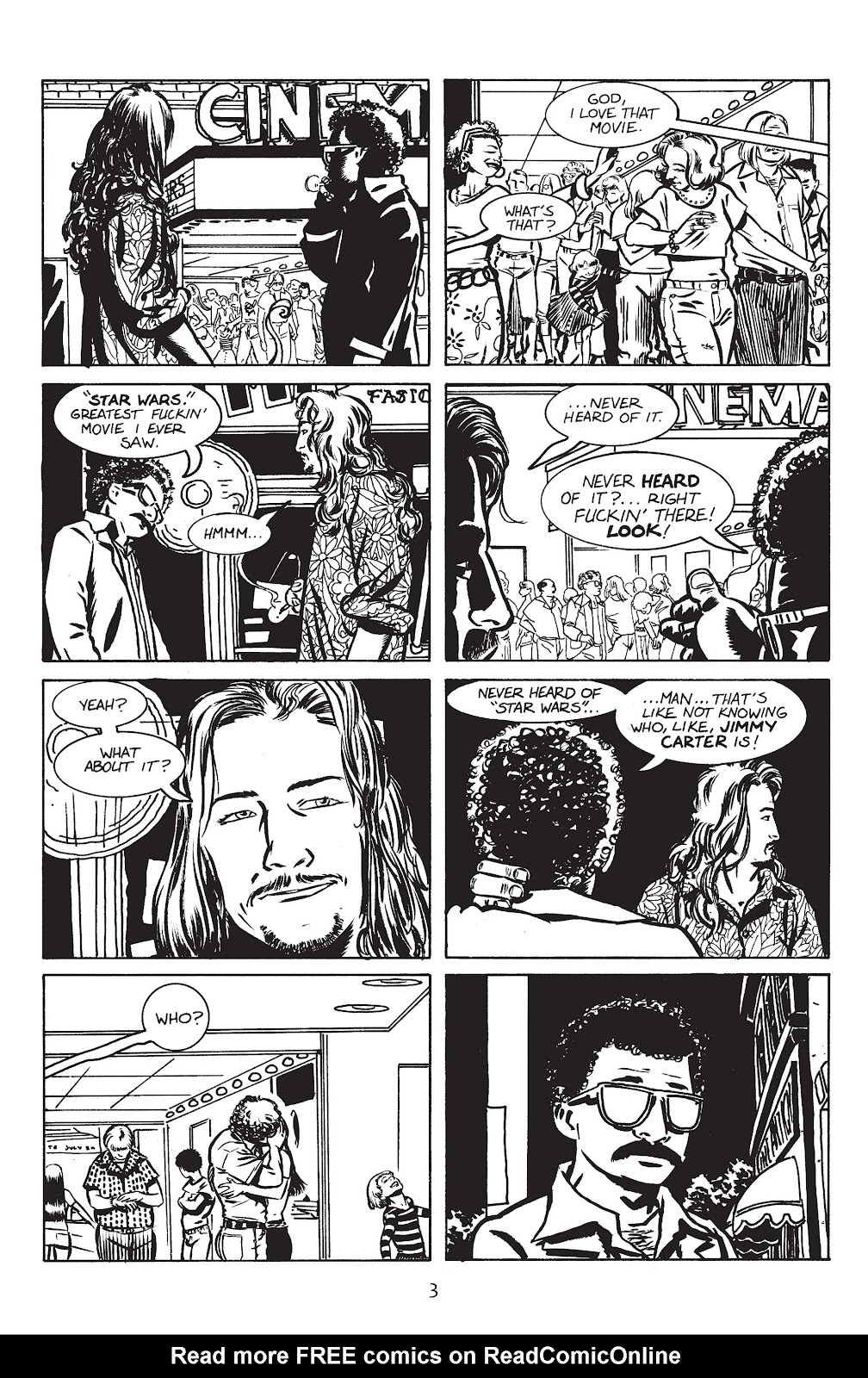 Stray Bullets Issue #2 #2 - English 5