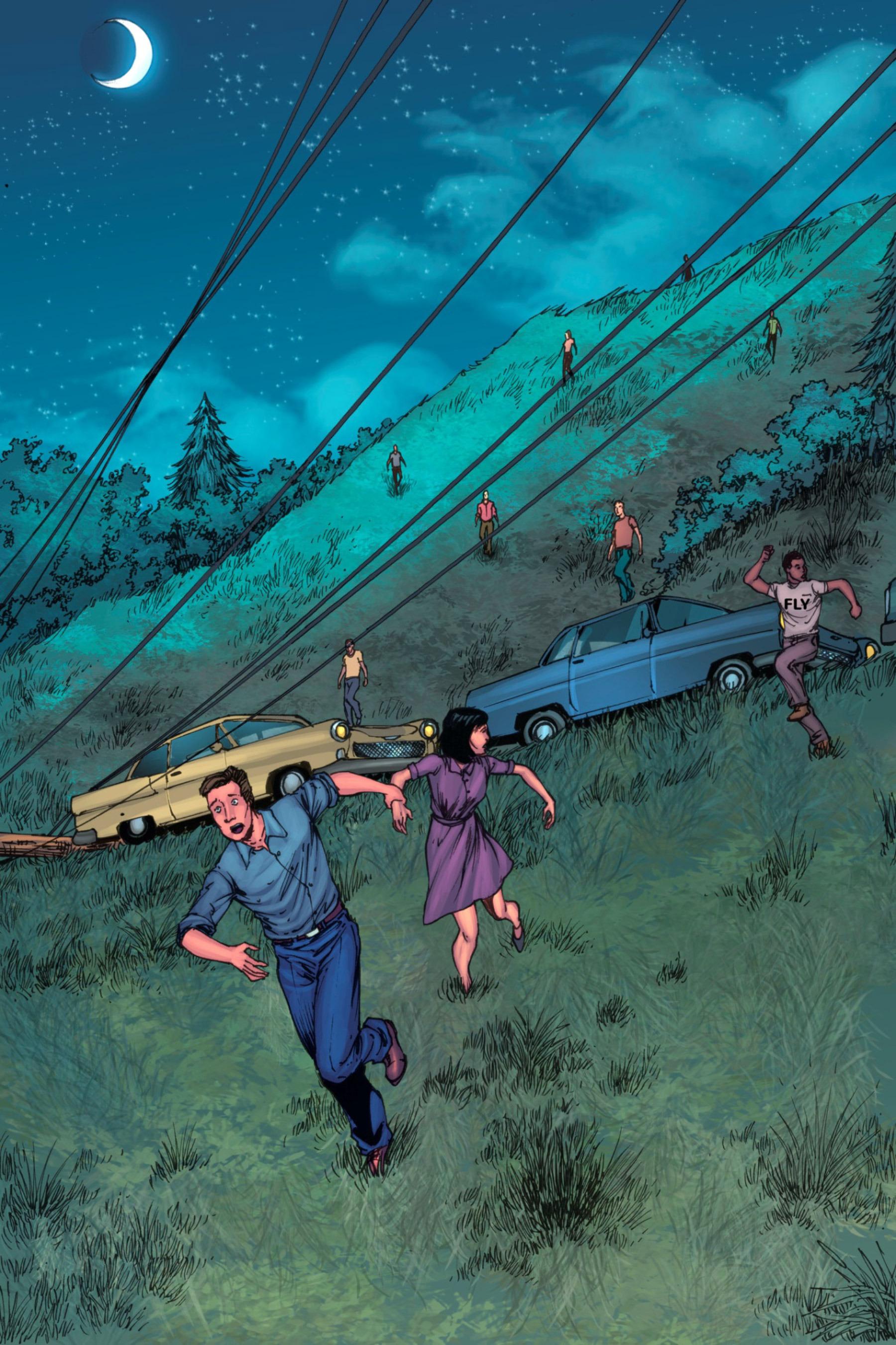 Read online Z-Men comic -  Issue #3 - 23