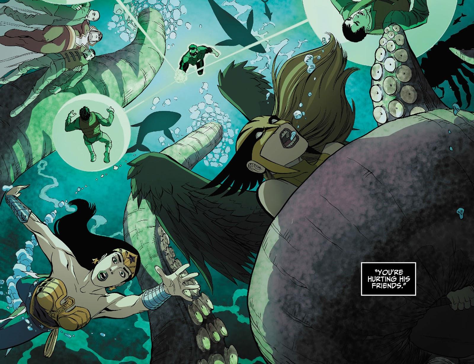 Injustice: Gods Among Us [I] Issue #12 #13 - English 4
