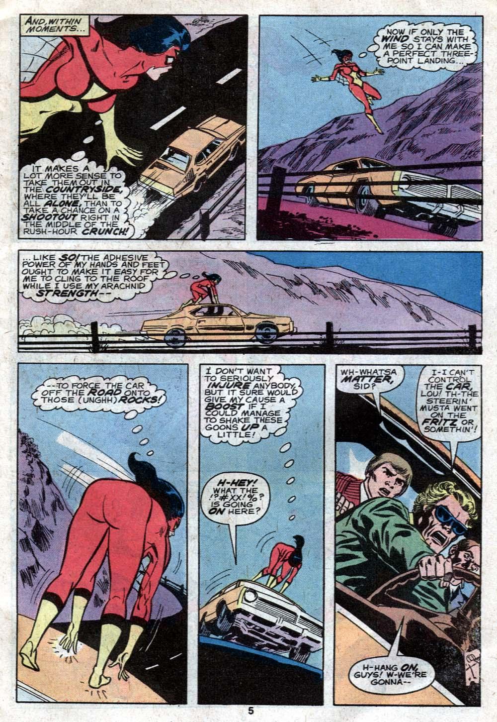 Spider-Woman (1978) #21 #30 - English 5
