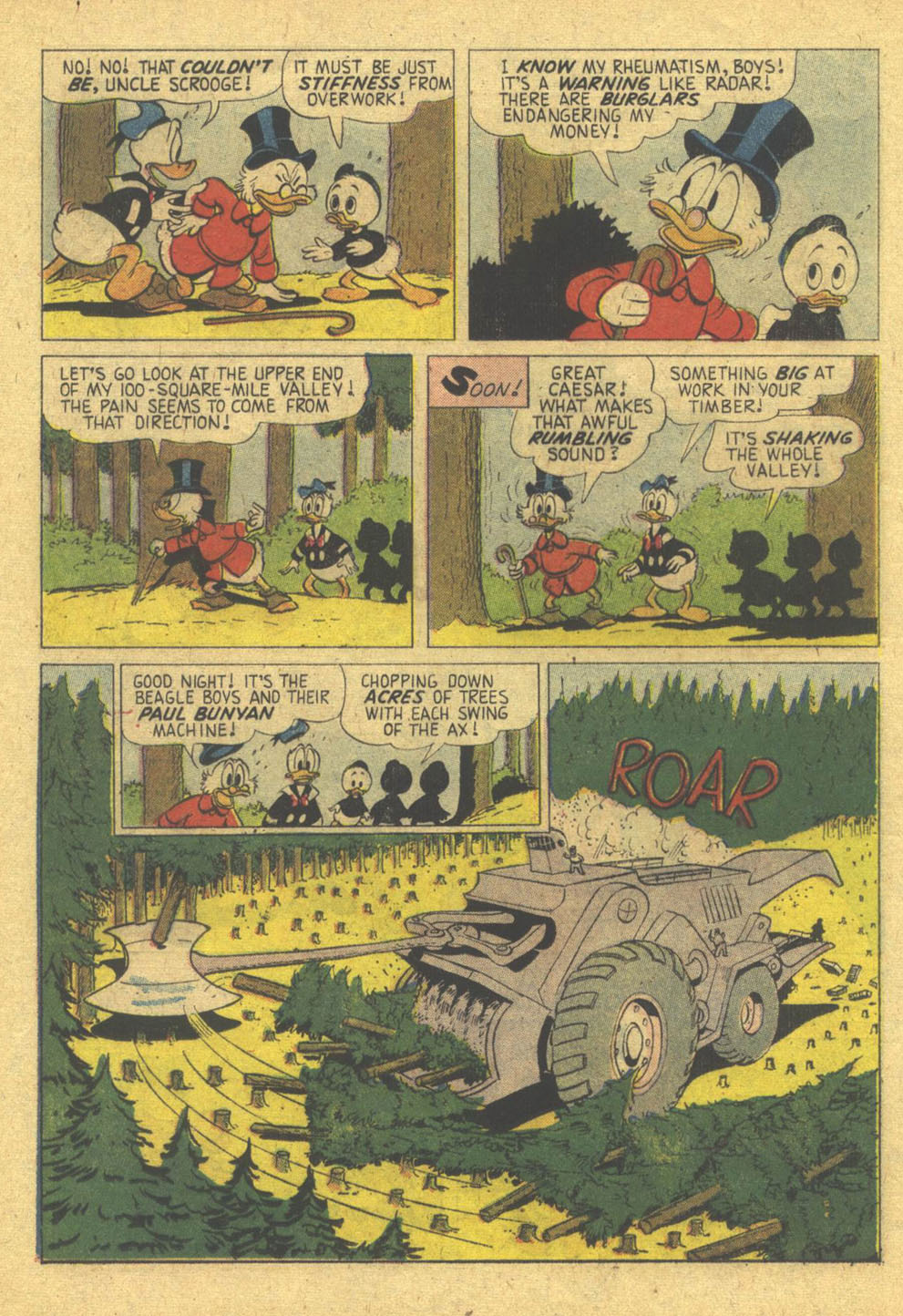 Uncle Scrooge (1953) Issue #28 #28 - English 16