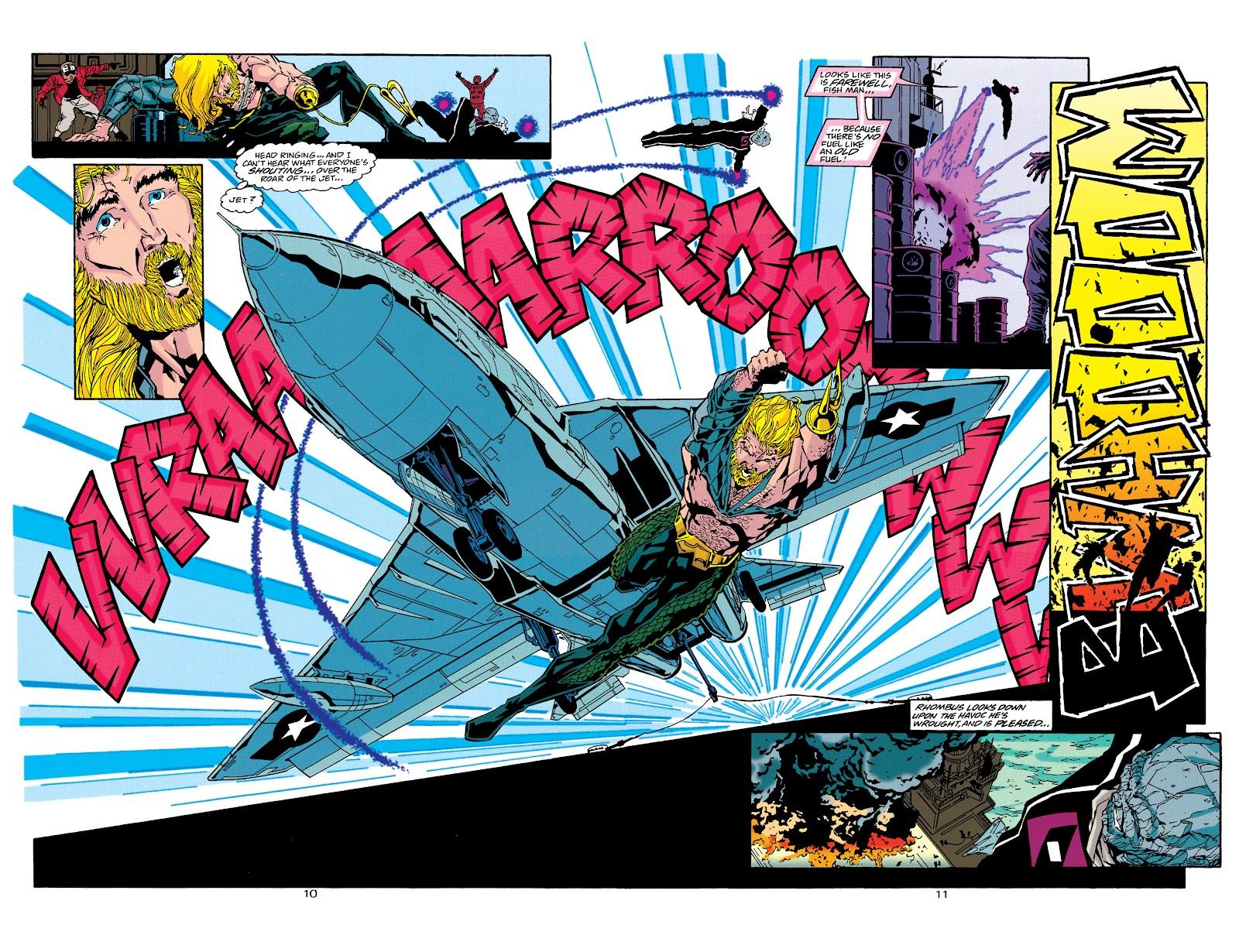 Aquaman (1994) Issue #39 #45 - English 11