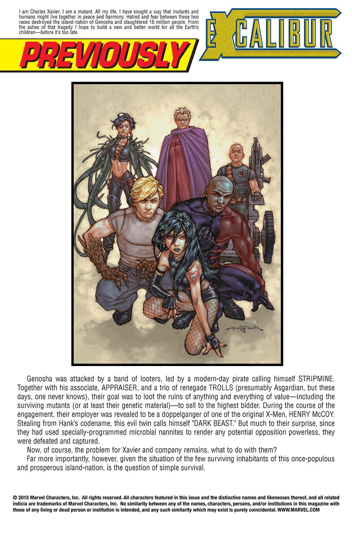 Excalibur (2004) Issue #8 #8 - English 2