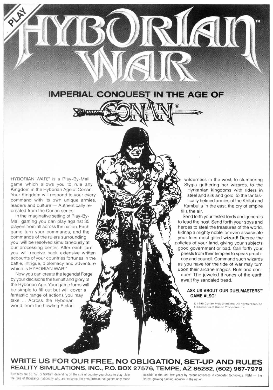 The Savage Sword Of Conan Issue #154 #155 - English 64