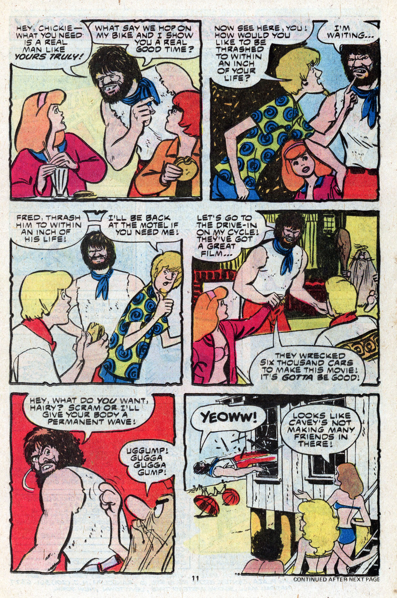 Read online Scooby-Doo (1977) comic -  Issue #9 - 13