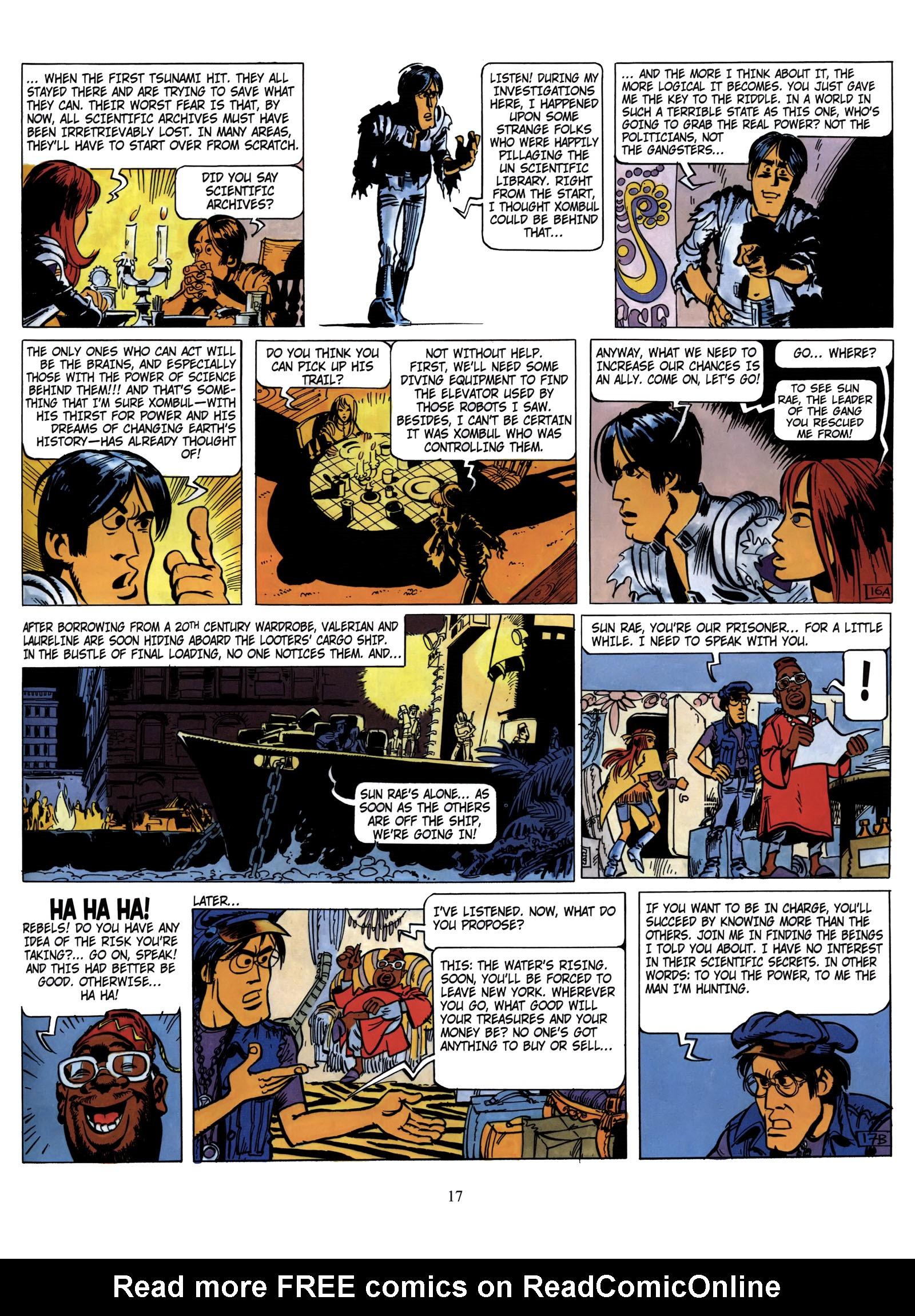 Valerian and Laureline #1 #23 - English 18