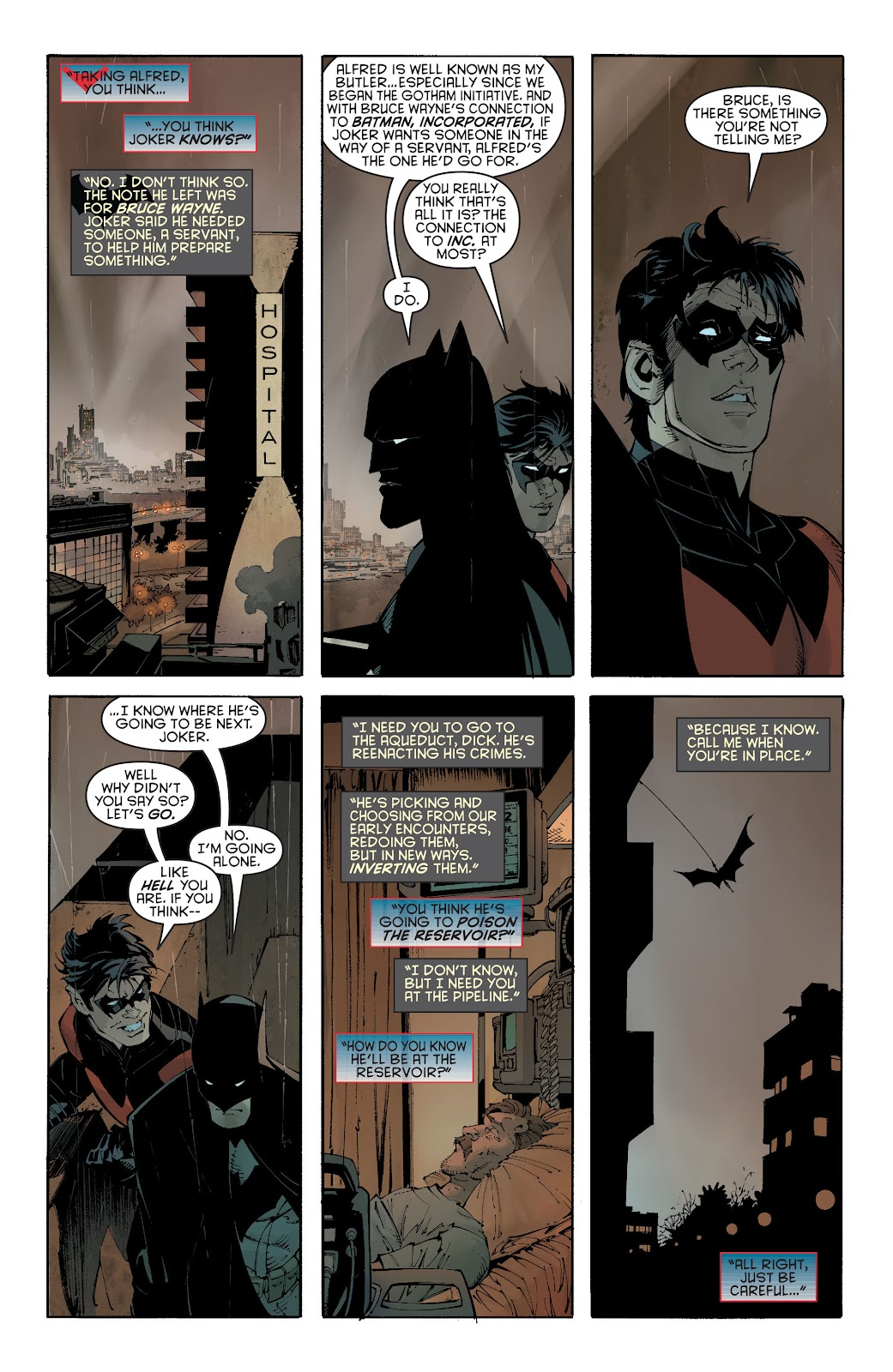 Batman (2011) Issue #14 #29 - English 15