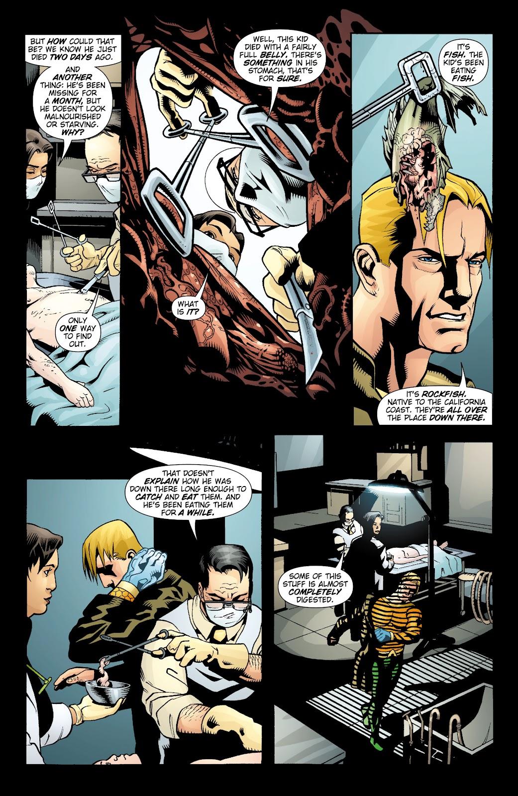 Aquaman (2003) Issue #15 #15 - English 20