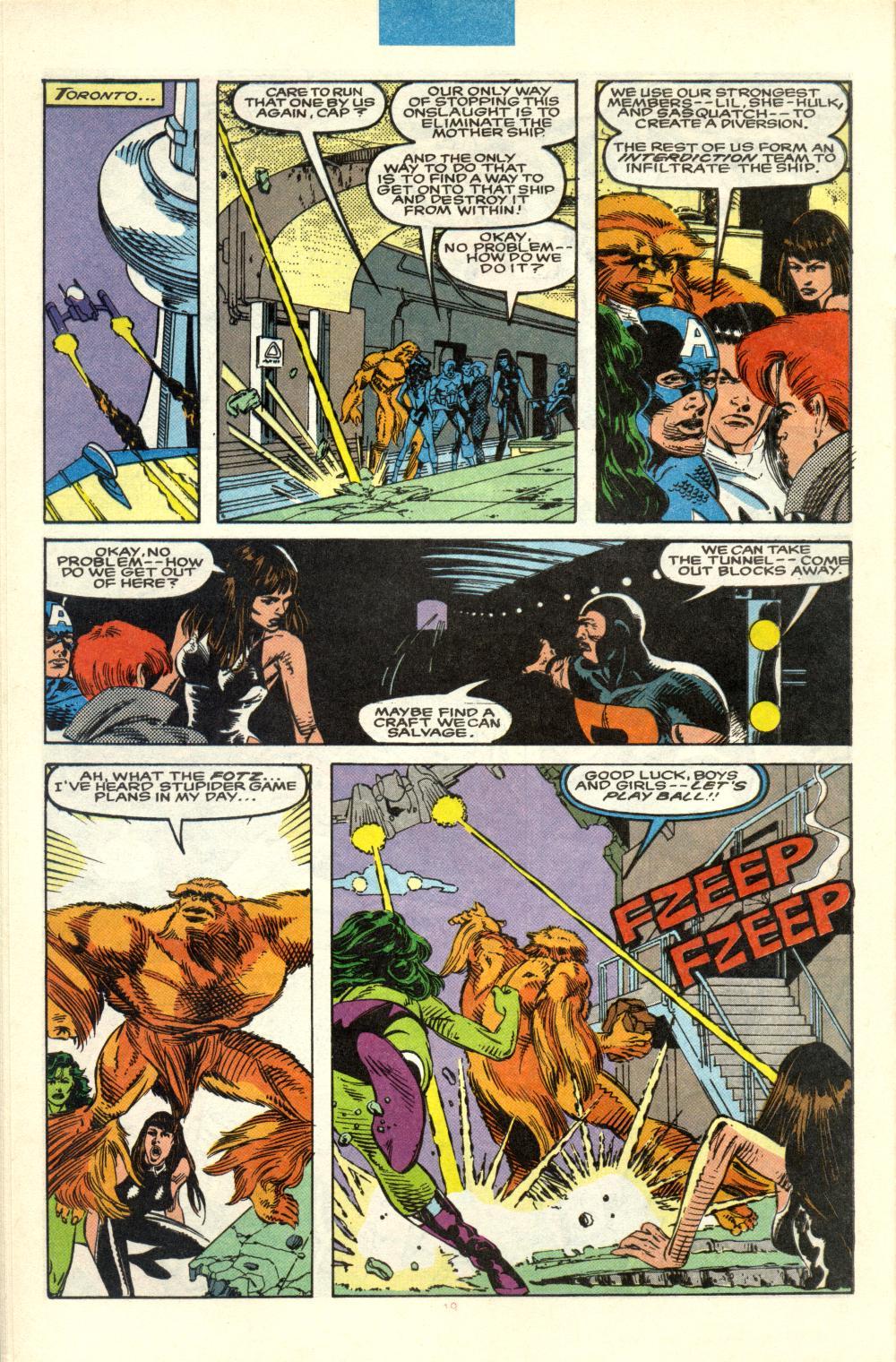 Alpha Flight (1983) 100 Page 14
