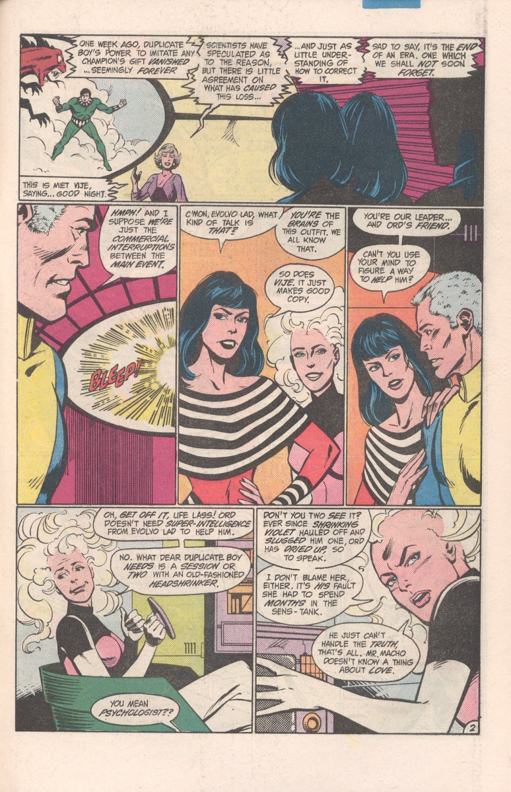 Tales of the Legion Issue #317 #4 - English 21