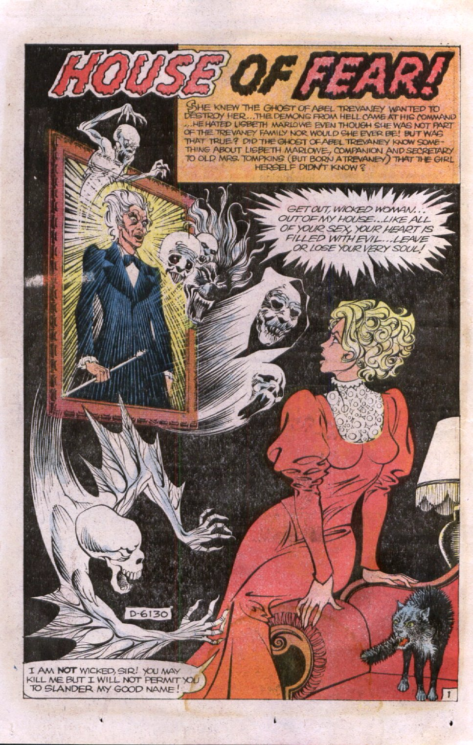 Read online Scary Tales comic -  Issue #33 - 24