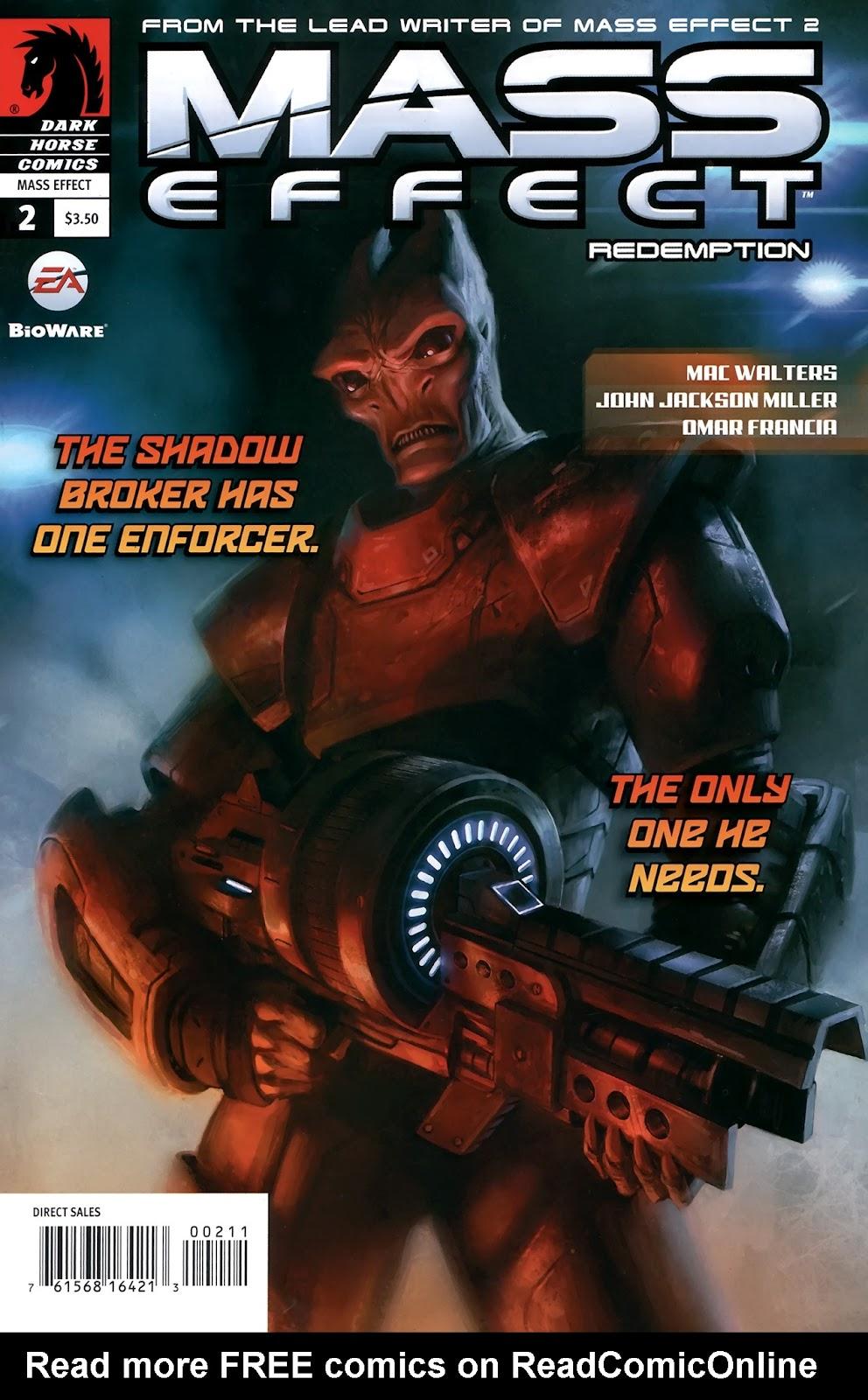 Mass Effect Redemption #2