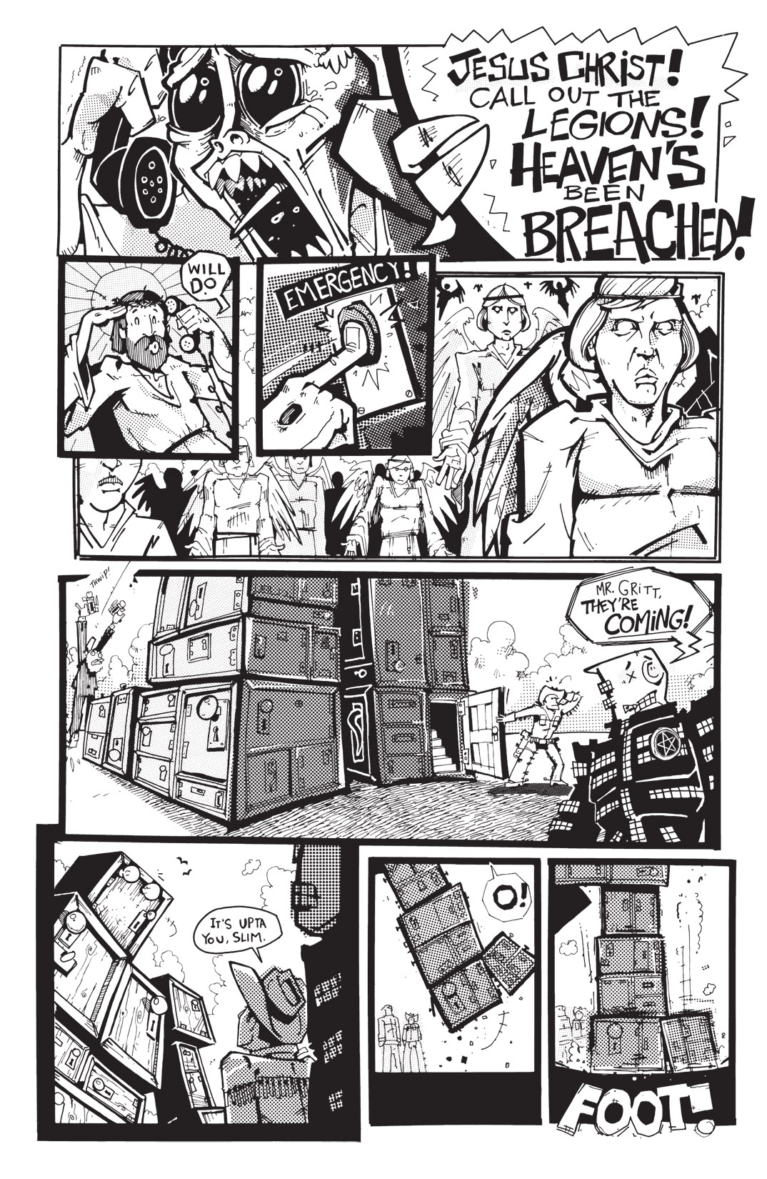 Read online Scud: The Disposable Assassin: The Whole Shebang comic -  Issue # TPB (Part 4) - 114