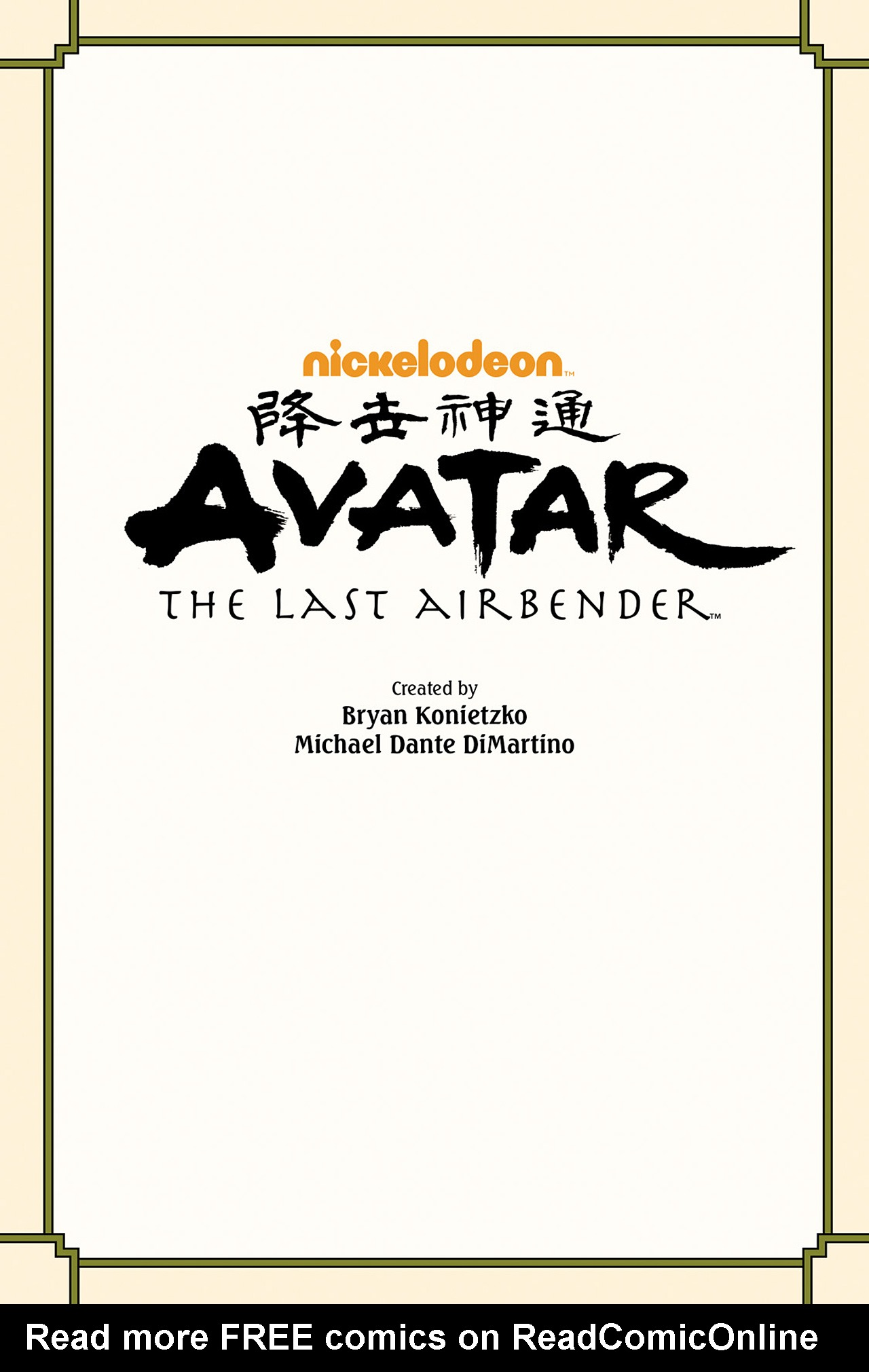 Read online Nickelodeon Avatar: The Last Airbender - The Search comic -  Issue # Part 2 - 2