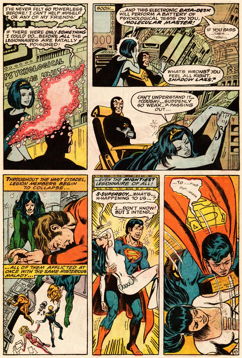 Tales of the Legion Issue #343 #30 - English 20