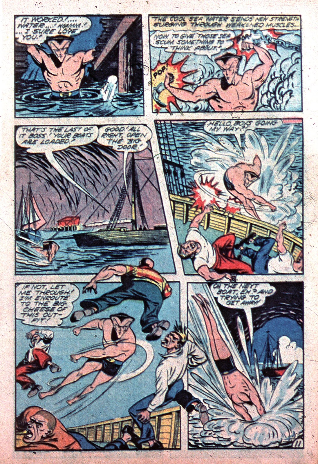 Sub-Mariner Comics Issue #15 #15 - English 13