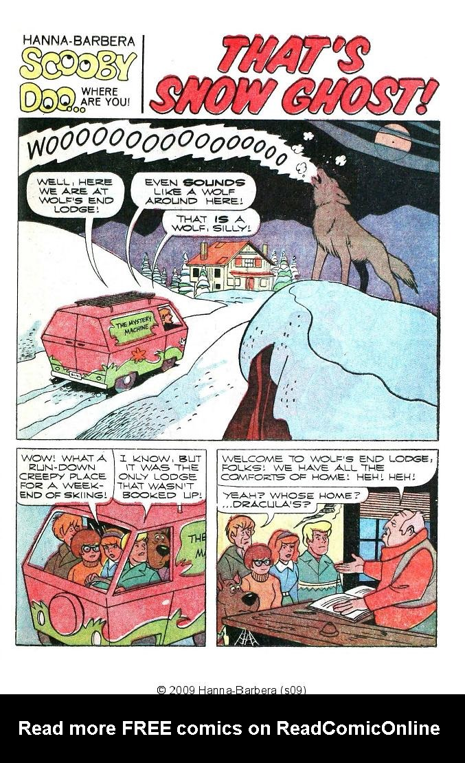 Read online Scooby-Doo... Where Are You! (1970) comic -  Issue #5 - 21