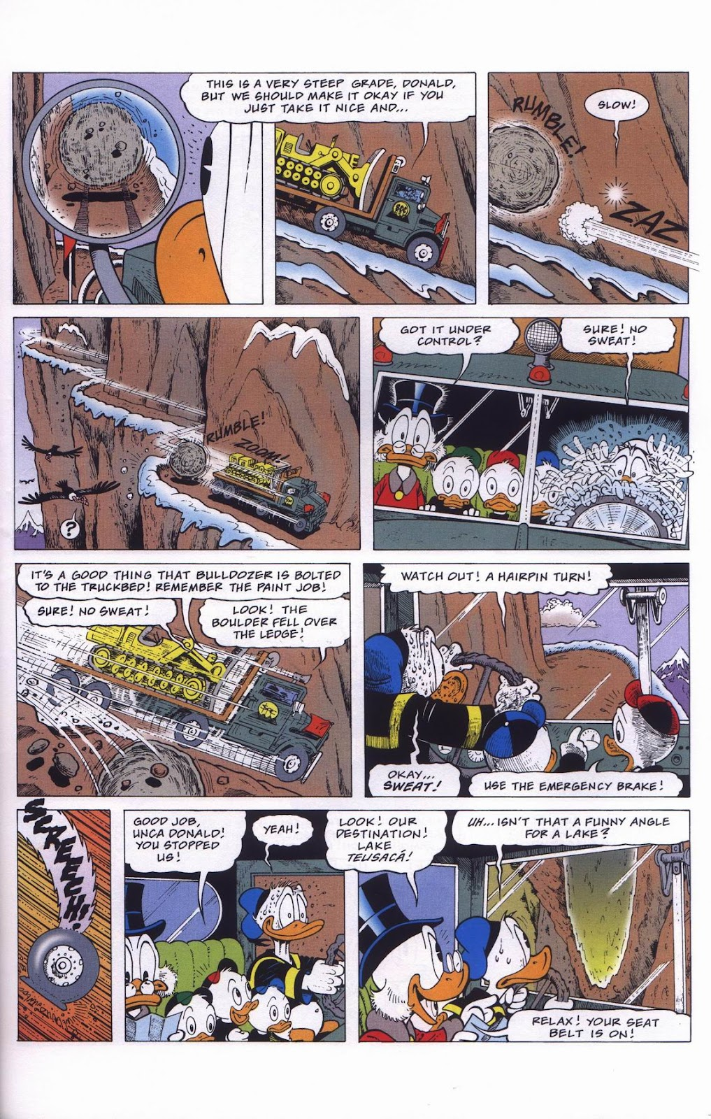 Uncle Scrooge (1953) Issue #311 #311 - English 21
