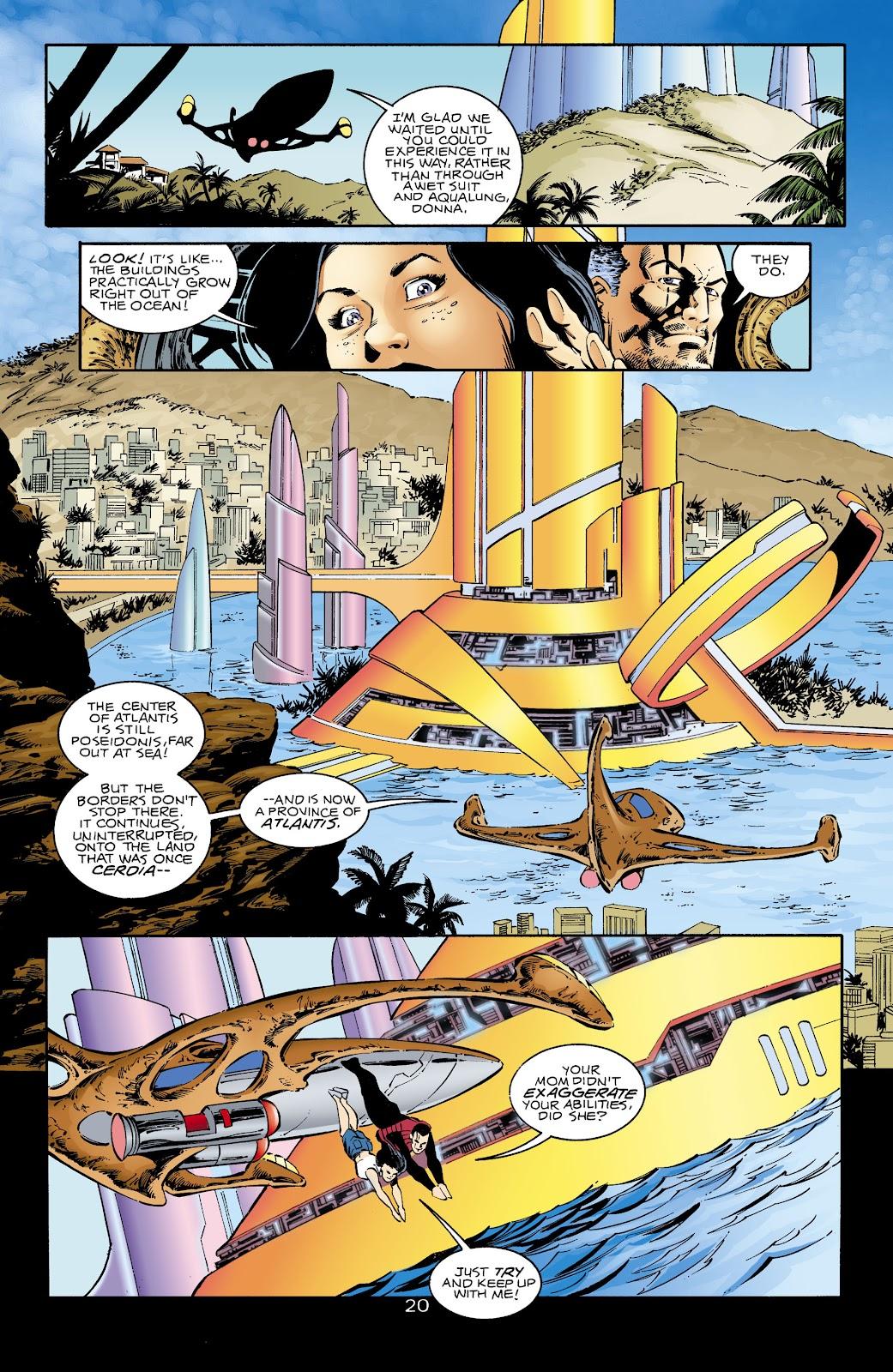 Aquaman (1994) Issue #68 #74 - English 21