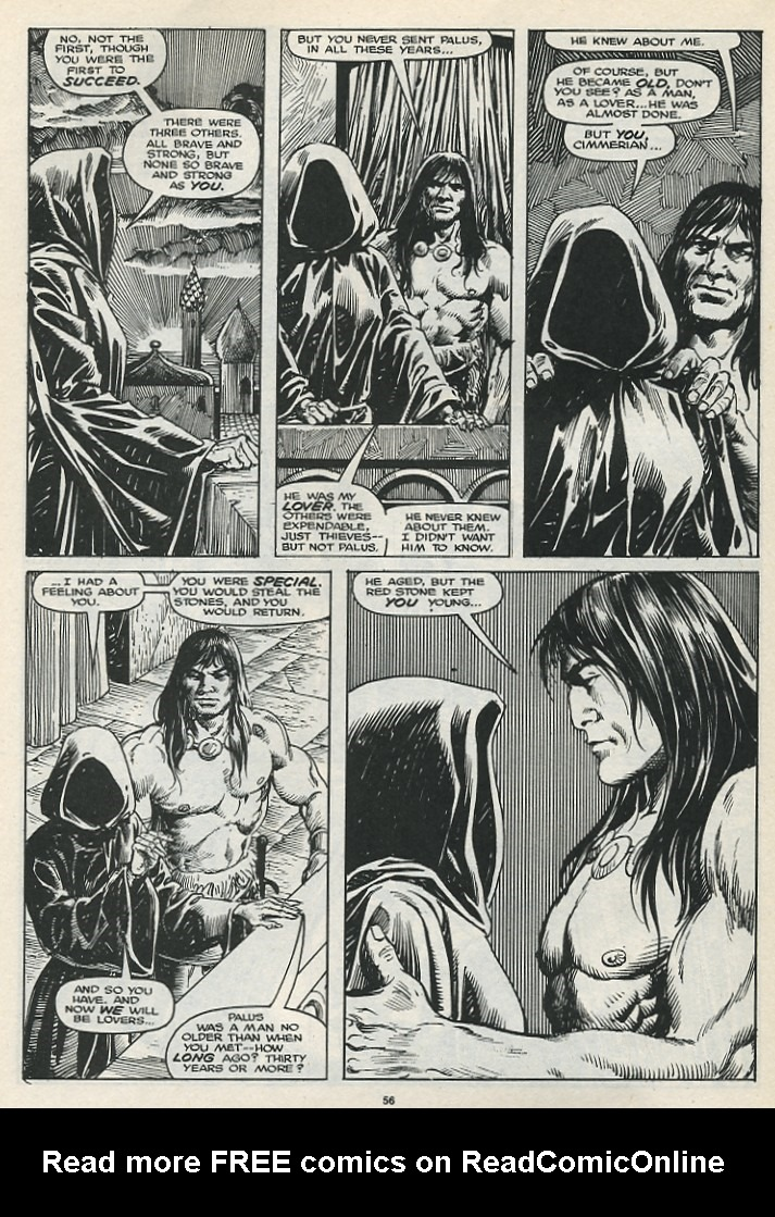 The Savage Sword Of Conan Issue #174 #175 - English 58
