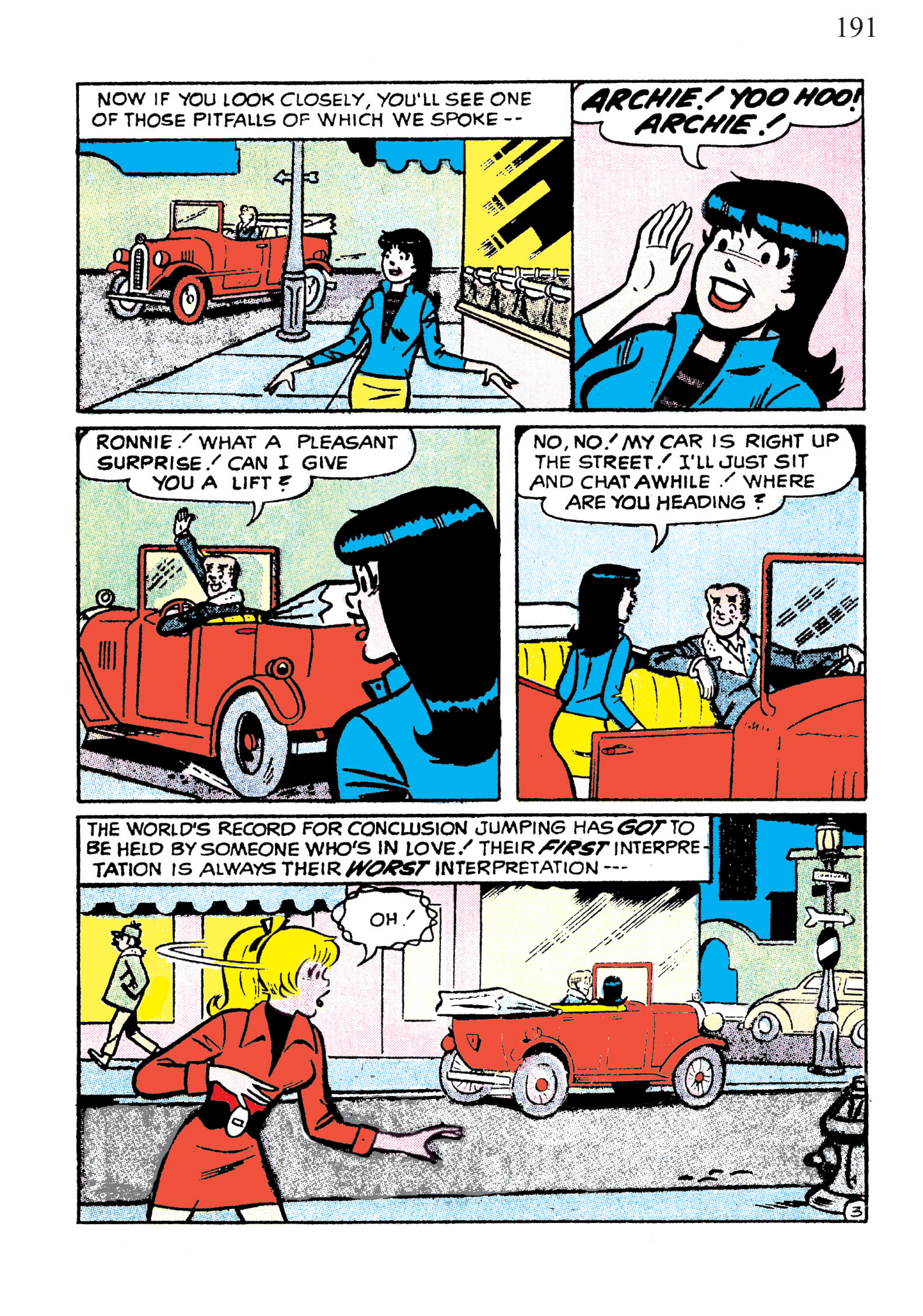 Read online The Best of Archie Comics comic -  Issue # TPB 1 (Part 1) - 187