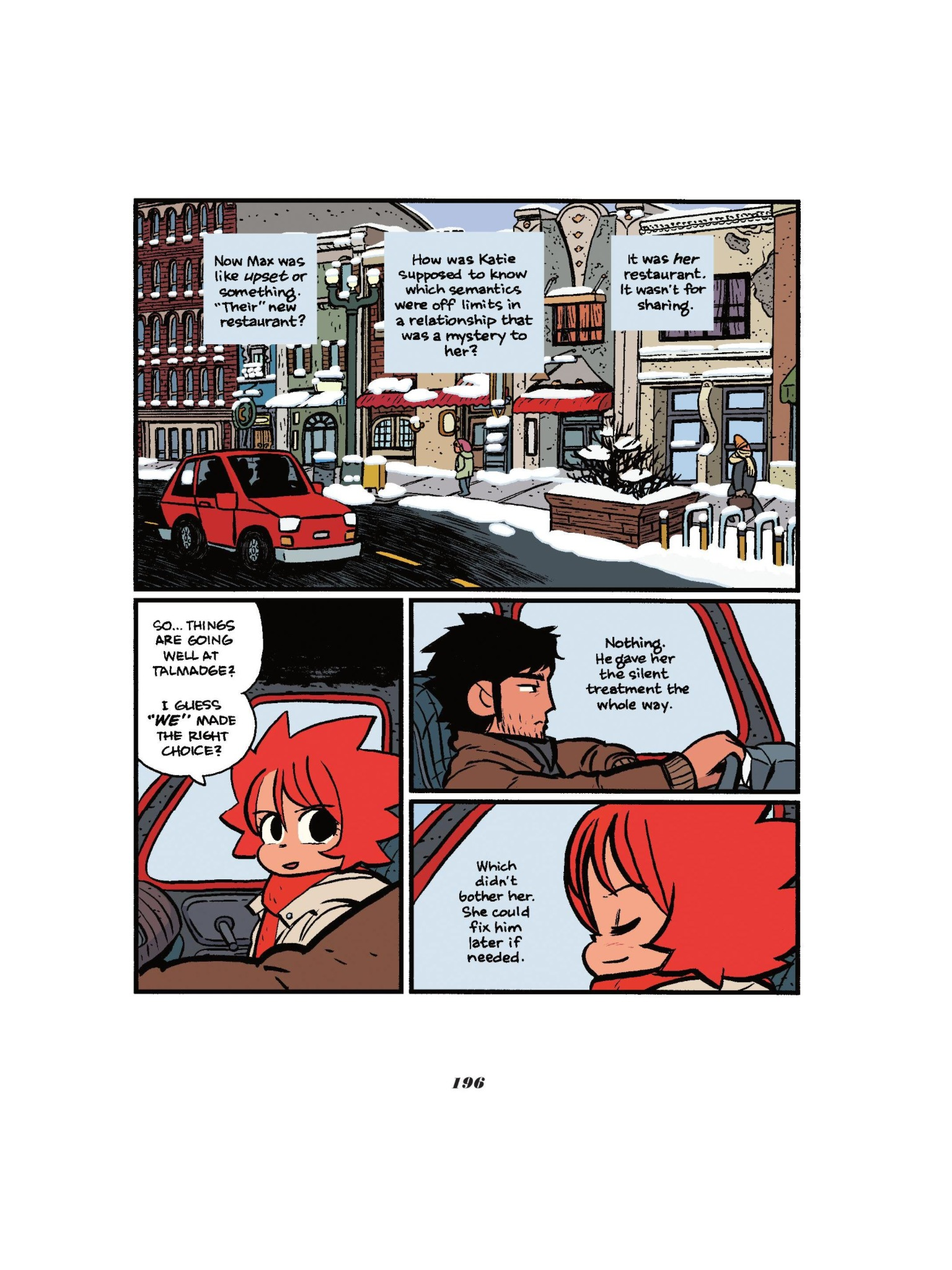 Read online Seconds comic -  Issue # Full - 197