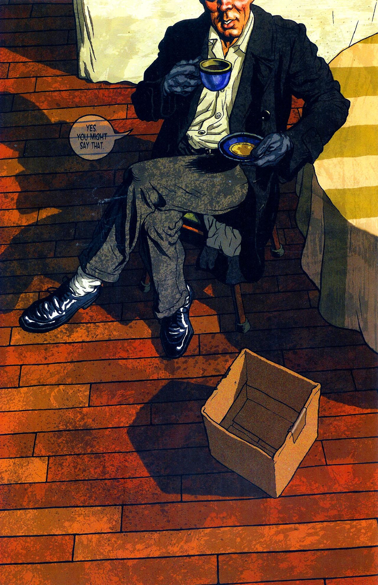 Read online Se7en comic -  Issue #6 - 26