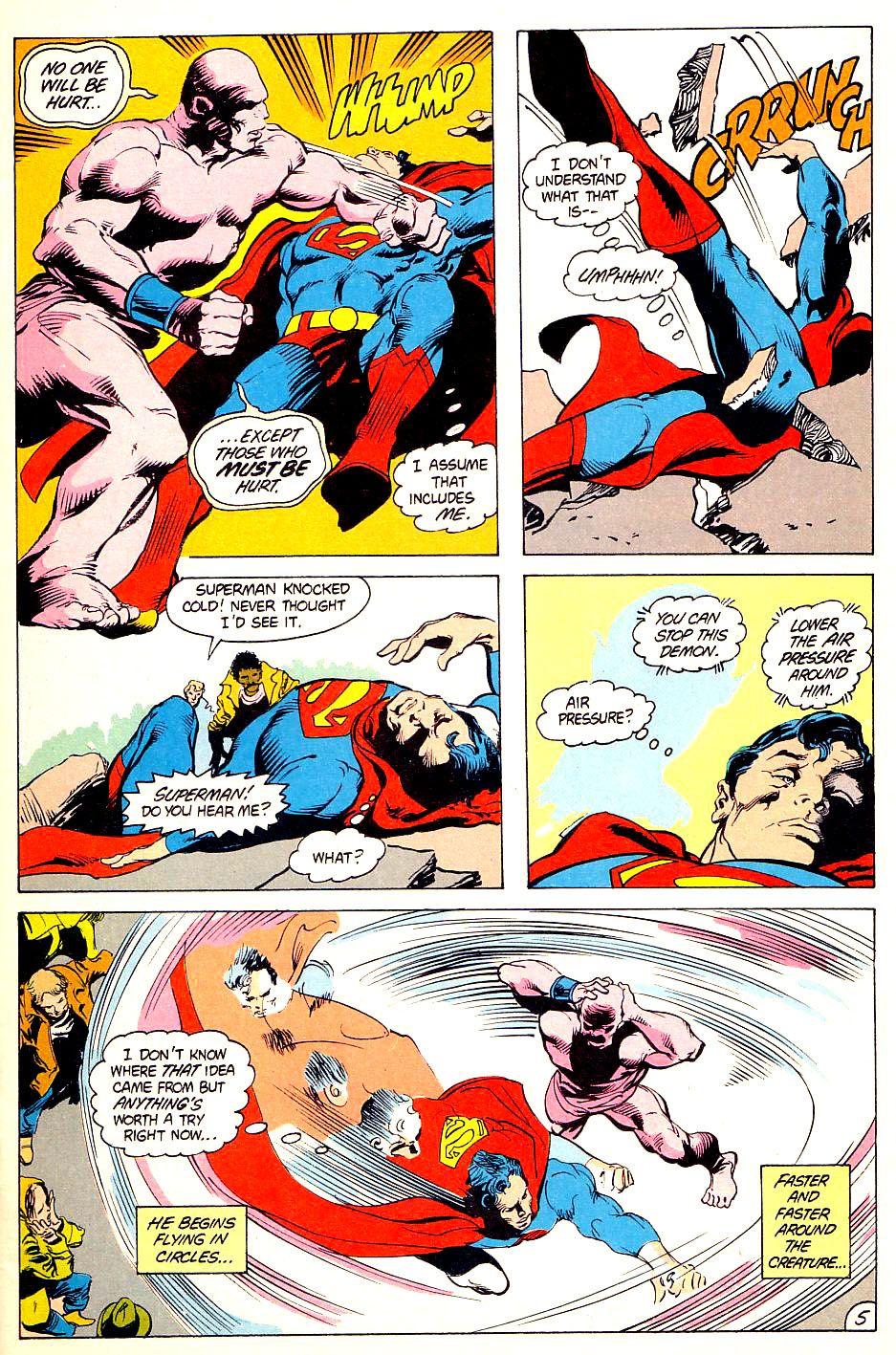 DC Challenge #1 #12 - English 6