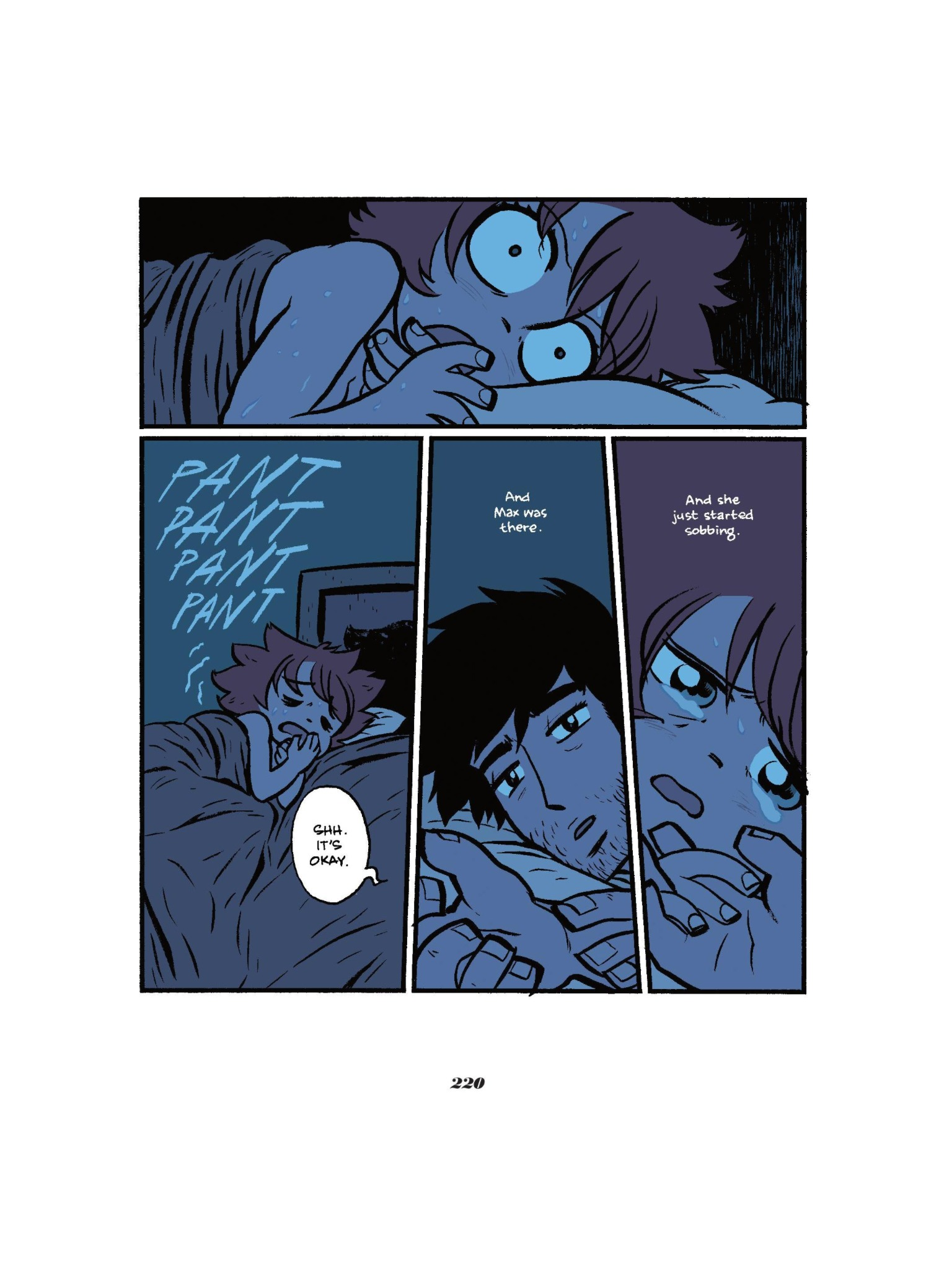 Read online Seconds comic -  Issue # Full - 221