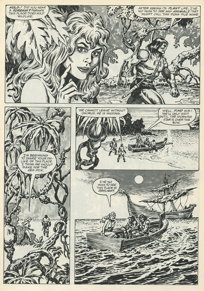 The Savage Sword Of Conan Issue #139 #140 - English 33