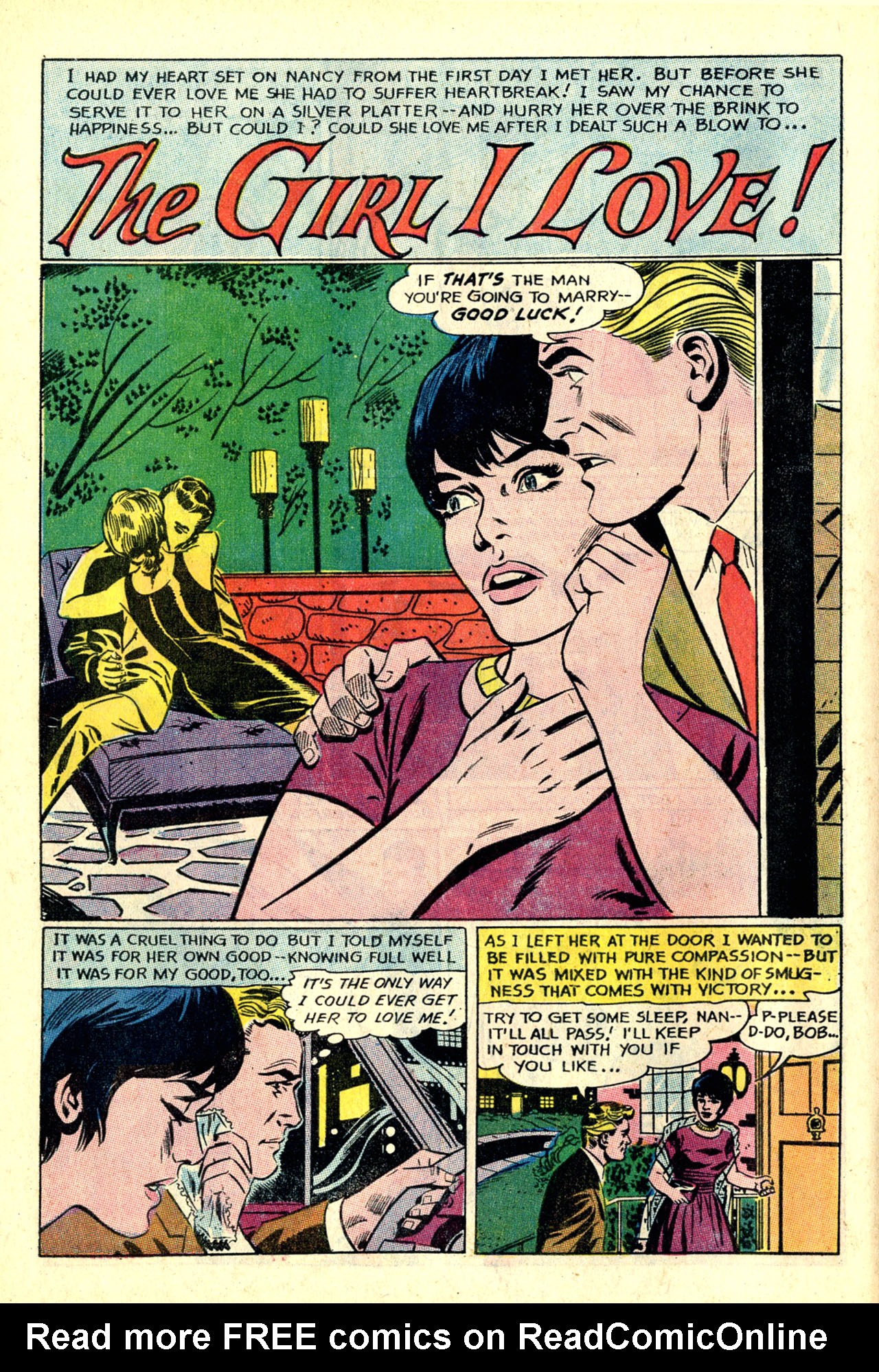Read online Secret Hearts comic -  Issue #132 - 43