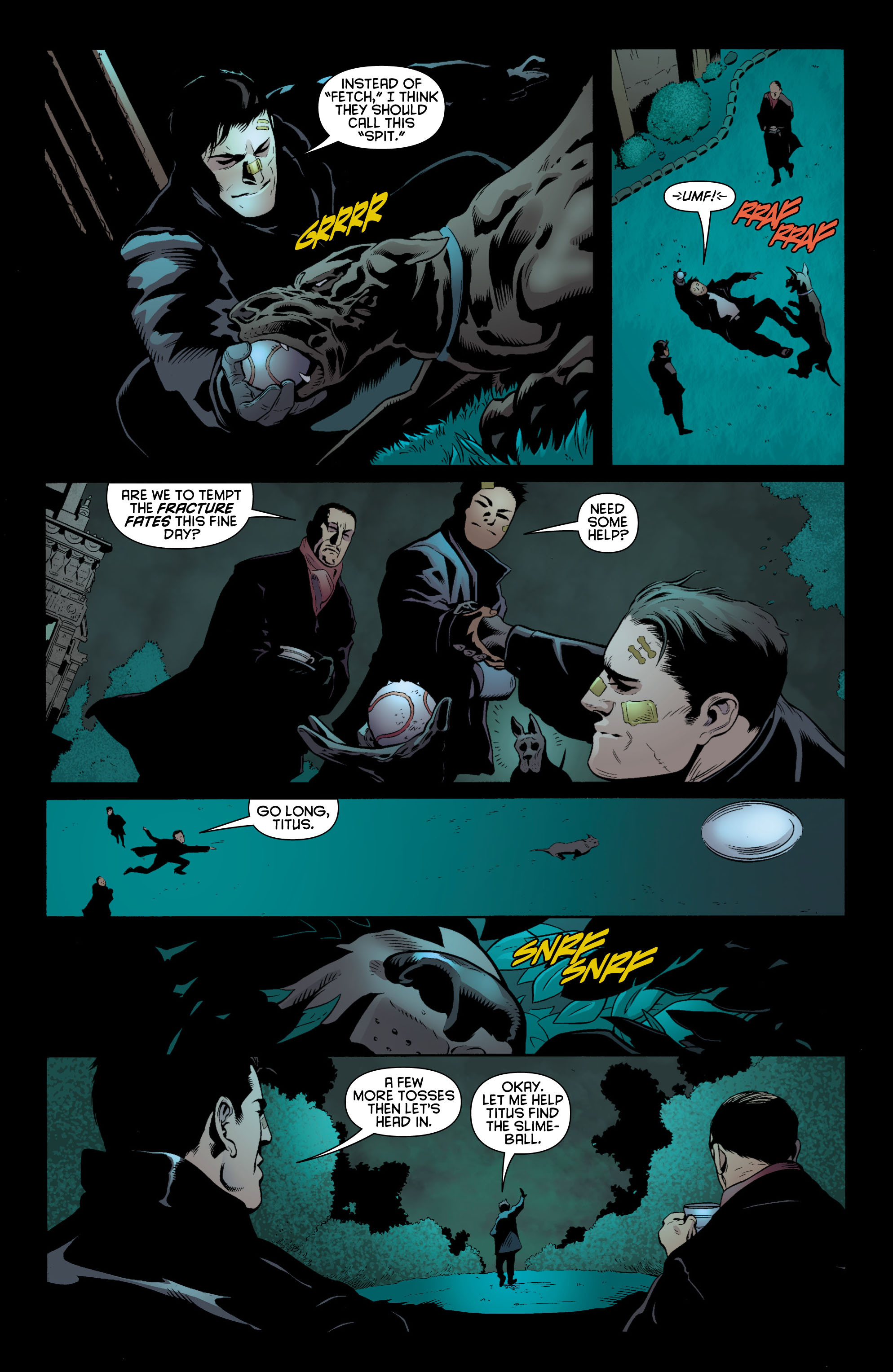 Batman and Robin (2011) chap 1 pic 171