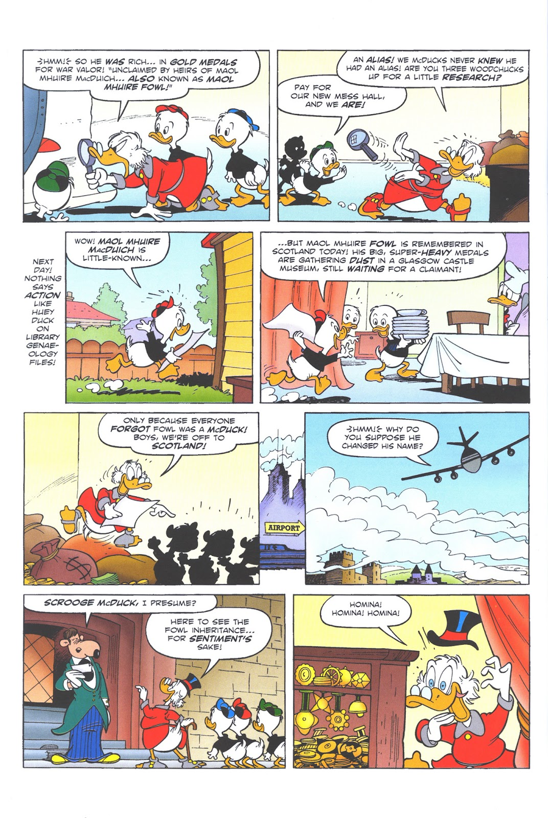 Uncle Scrooge (1953) Issue #373 #373 - English 8