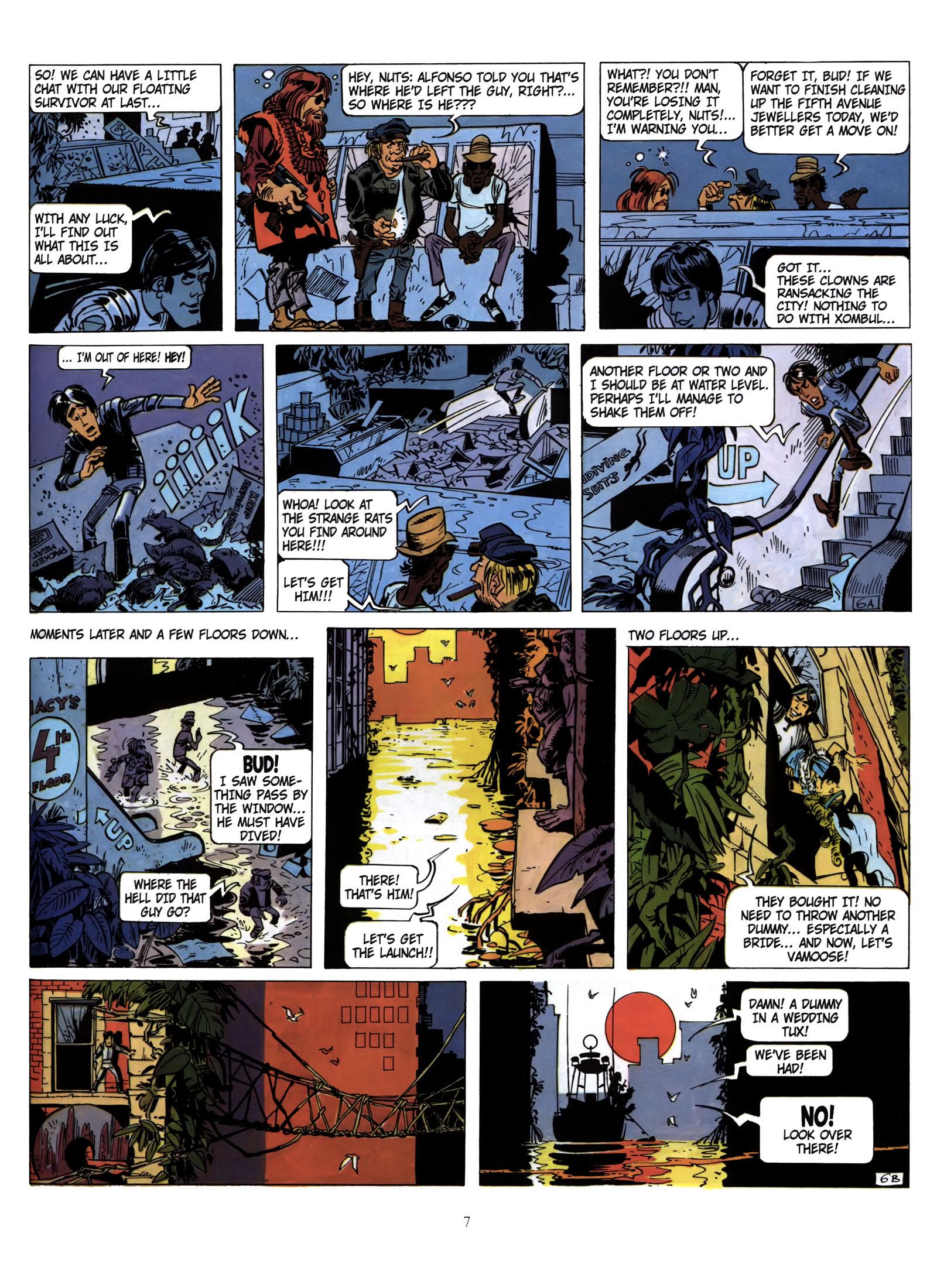 Valerian and Laureline #1 #23 - English 8