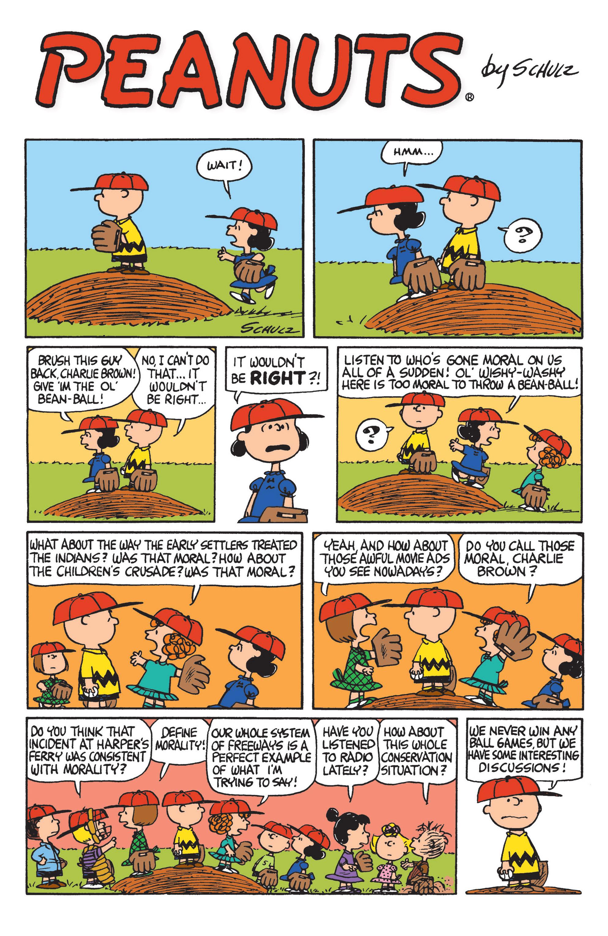 Read online Peanuts (2012) comic -  Issue #20 - 16