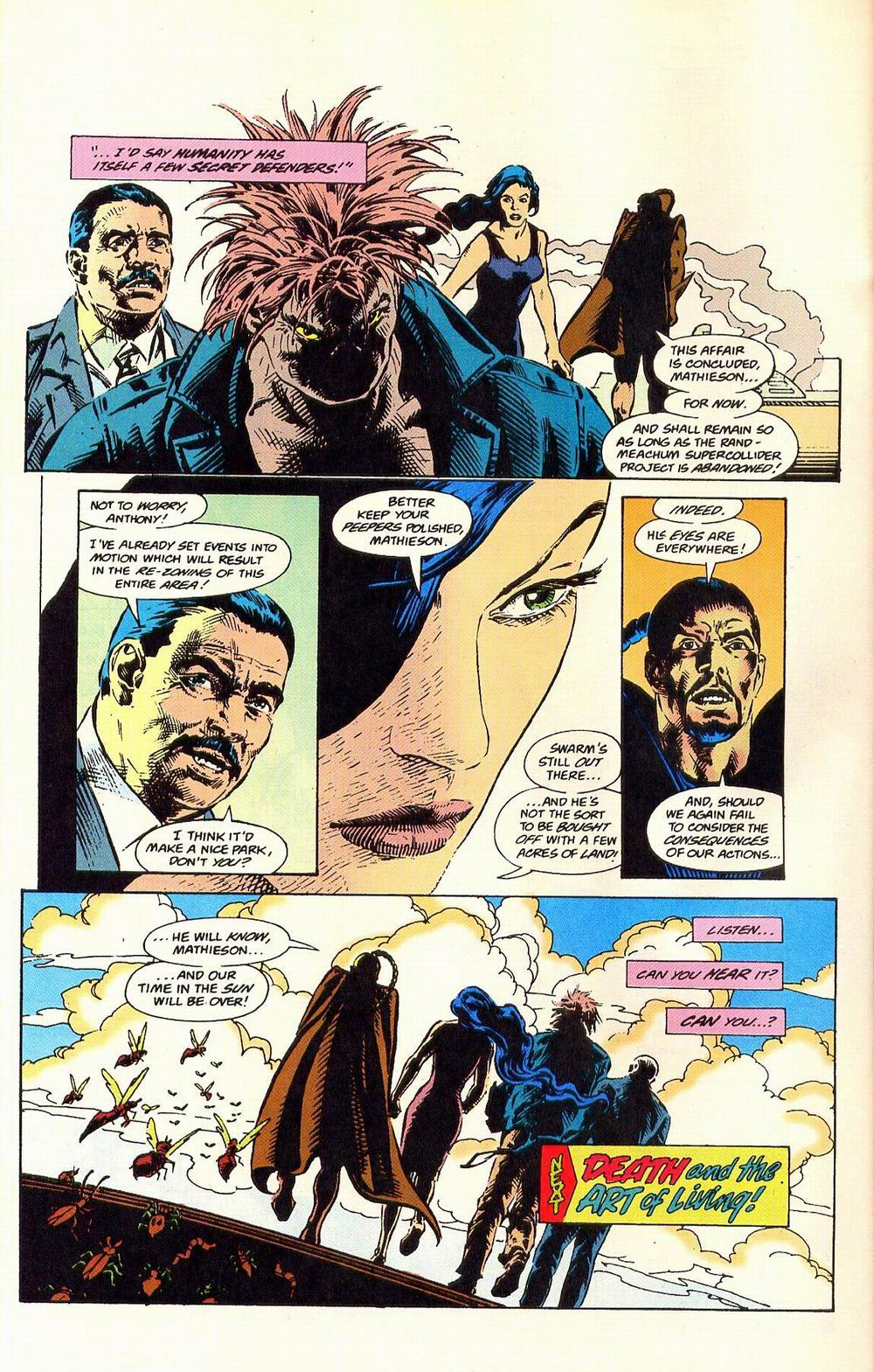Read online Secret Defenders comic -  Issue #19 - 23