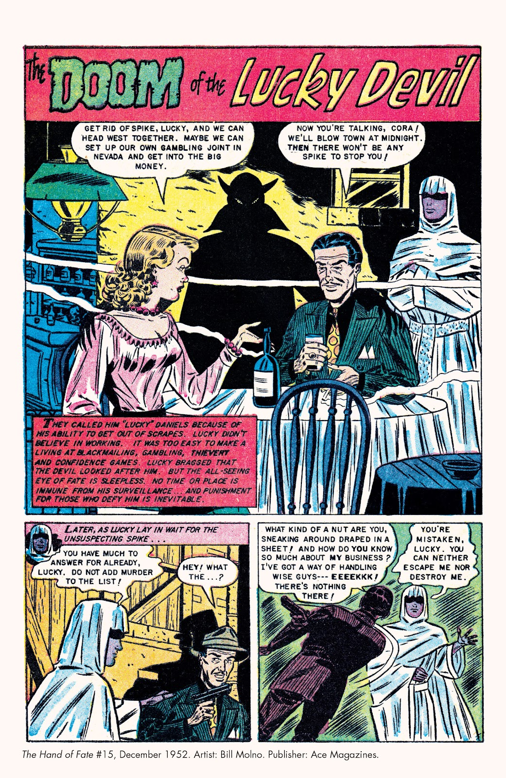 Haunted Horror Issue #20 #20 - English 22