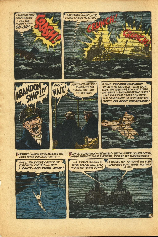 Sub-Mariner Comics #42 #42 - English 3