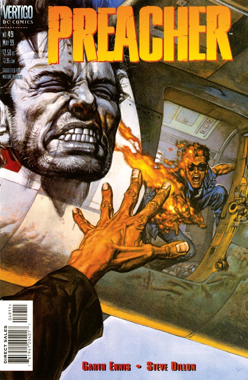 Preacher Issue #49 #58 - English 1