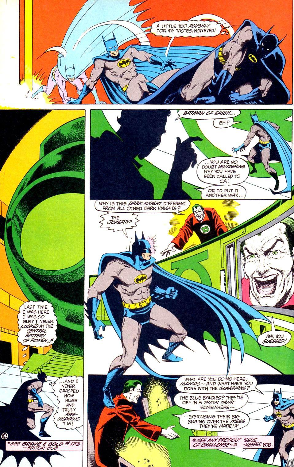 DC Challenge #12 #12 - English 15
