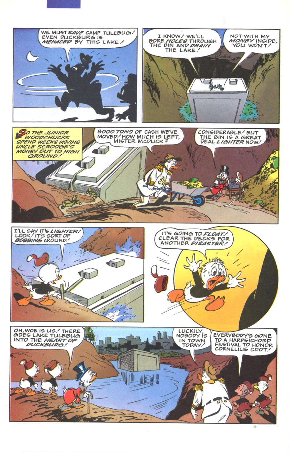 Uncle Scrooge (1953) Issue #287 #287 - English 27