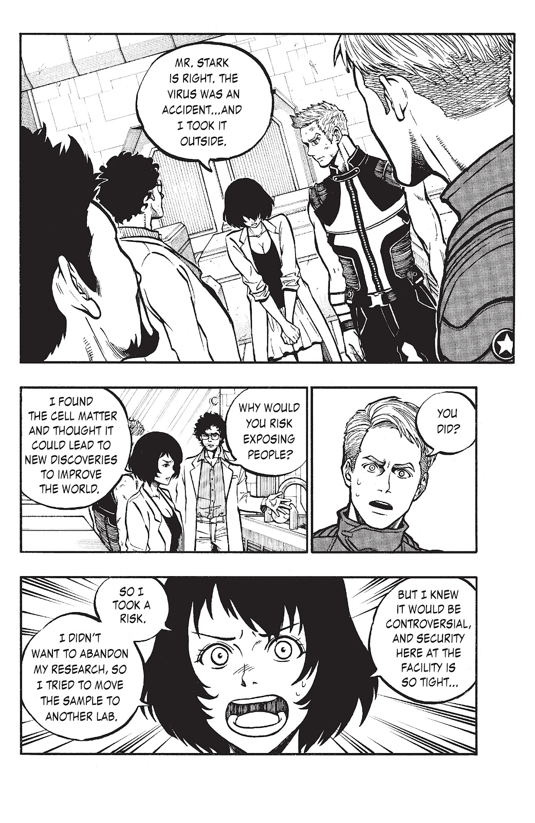 Zombies Assemble Issue #2 Page 30