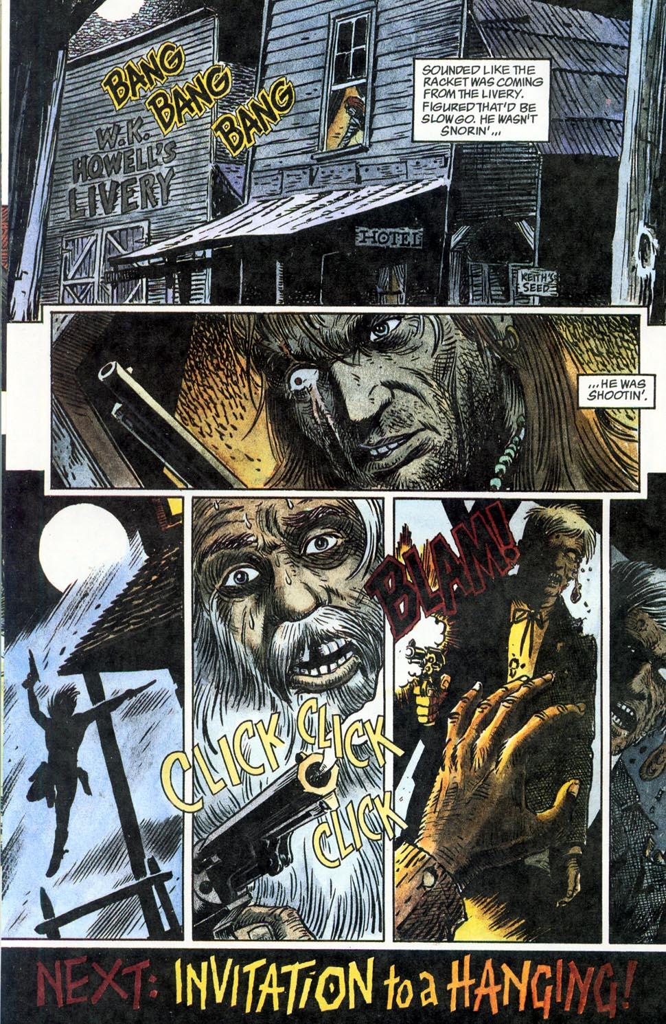 Jonah Hex: Two-Gun Mojo Issue #1 #1 - English 32