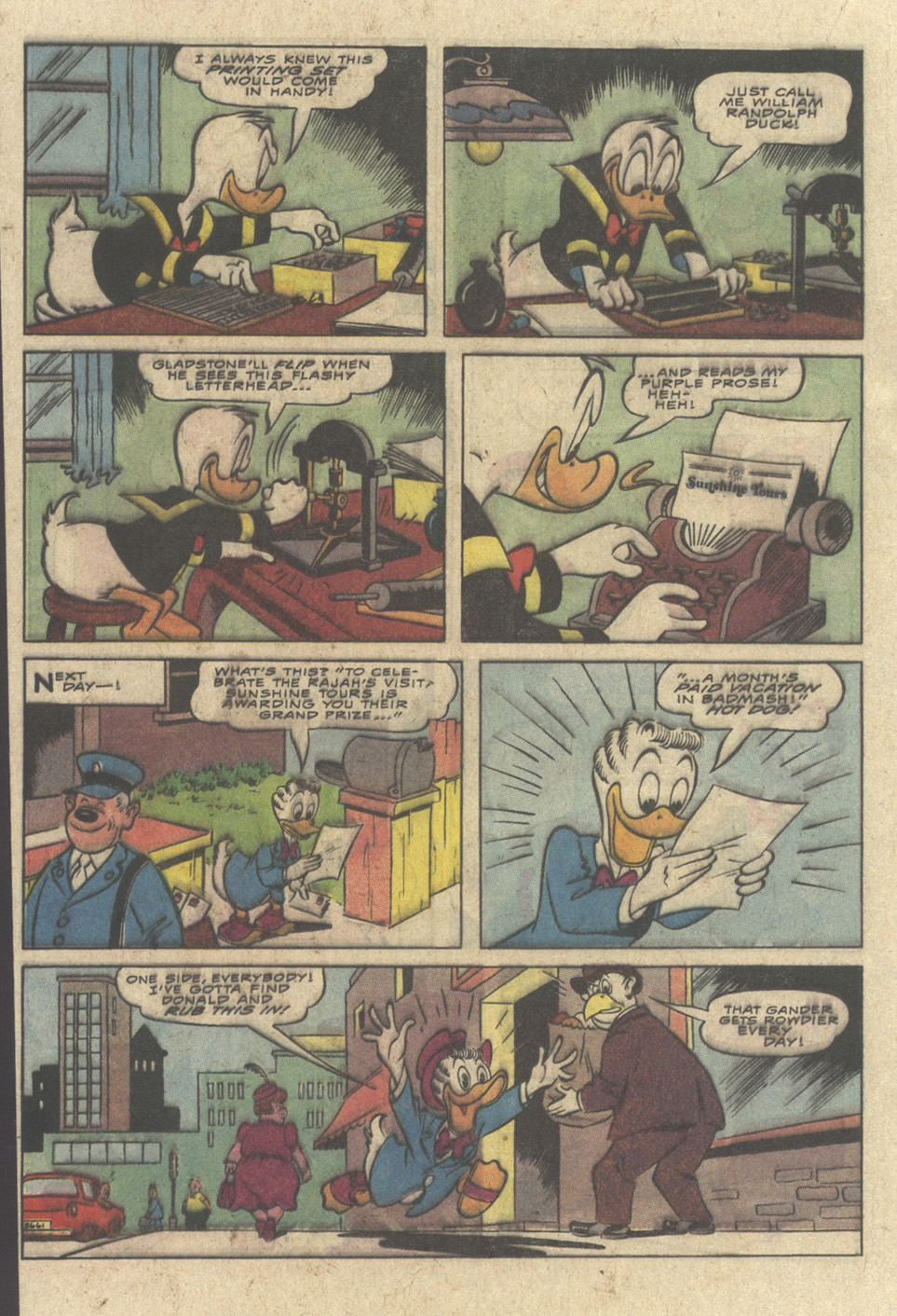 Uncle Scrooge (1953) Issue #241 #241 - English 36
