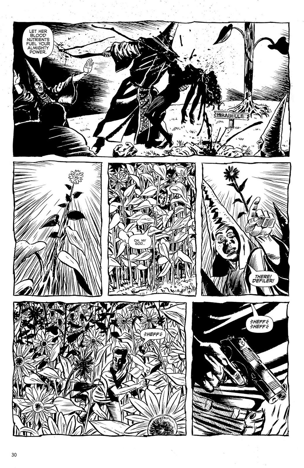 Creepy (2009) Issue #5 #5 - English 32
