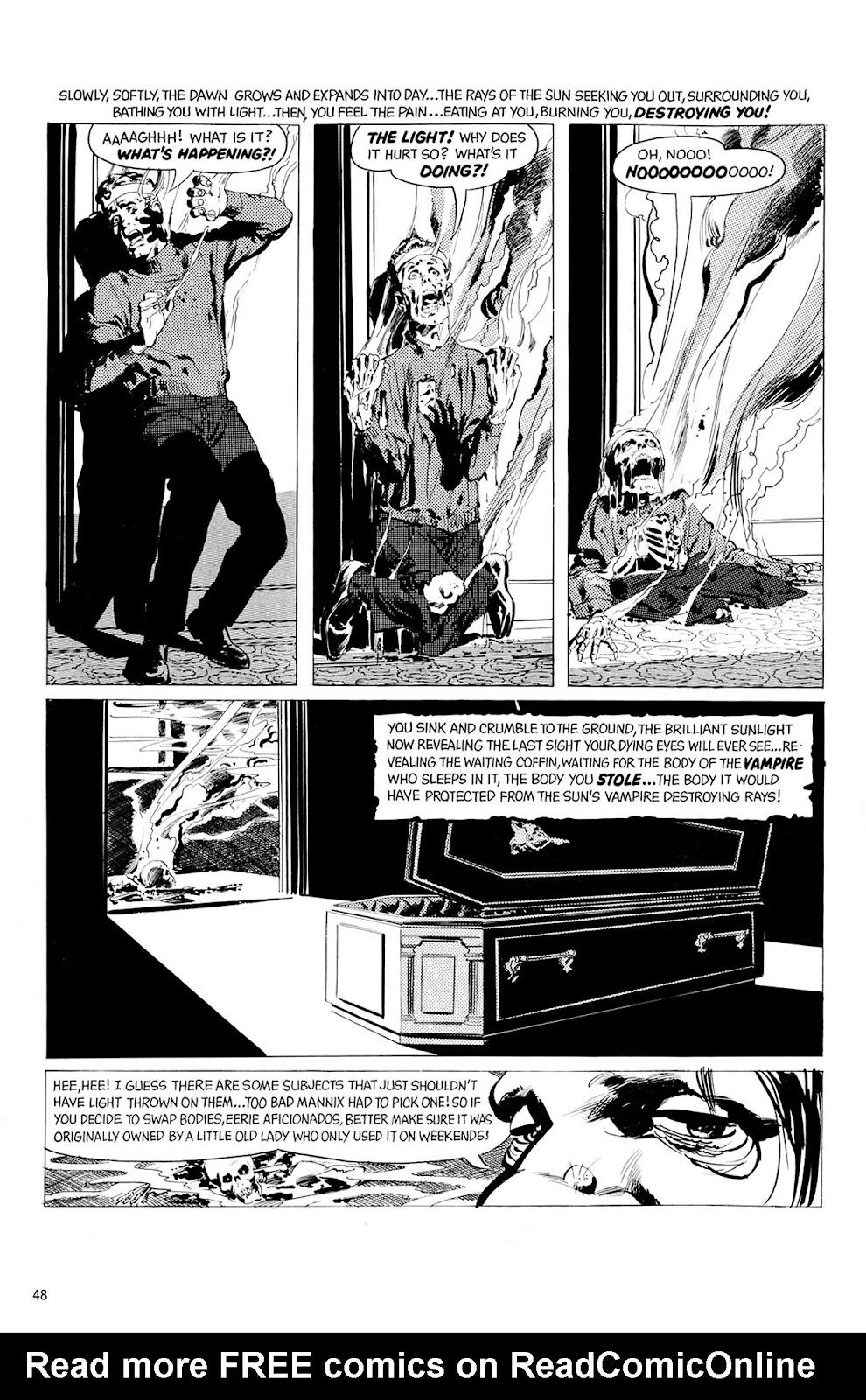 Creepy (2009) Issue #6 #6 - English 47
