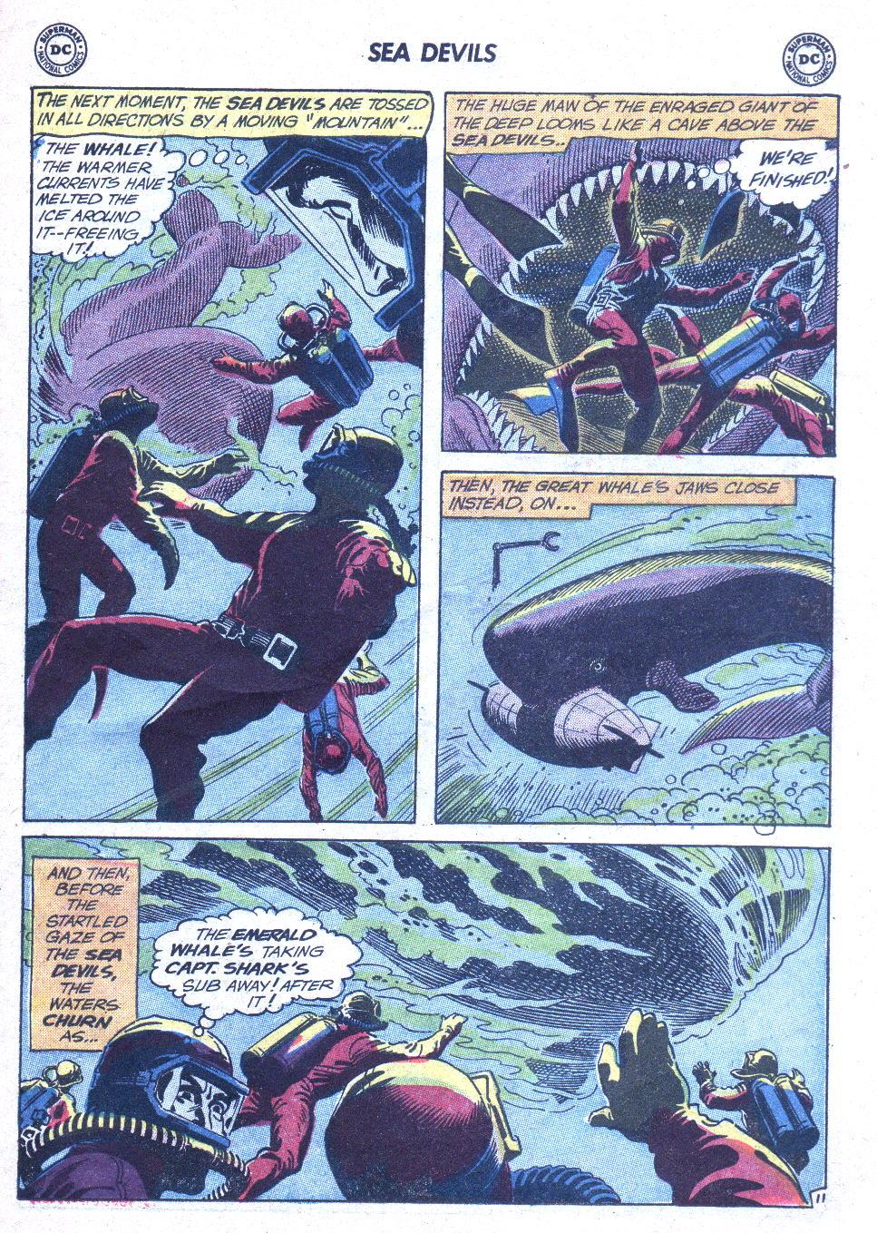 Read online Sea Devils comic -  Issue #1 - 32
