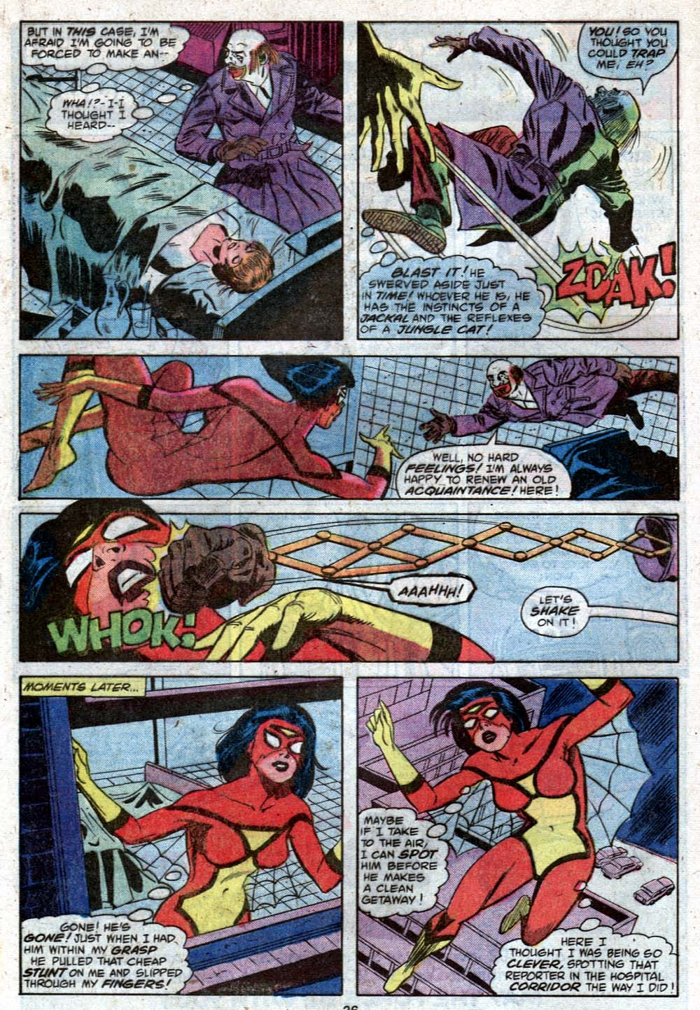 Spider-Woman (1978) Issue #22 #22 - English 16
