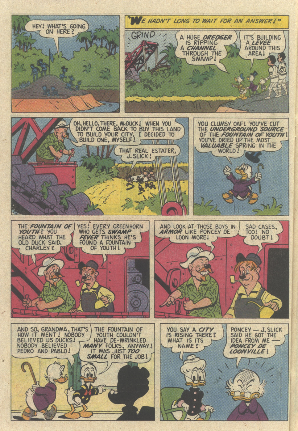 Uncle Scrooge (1953) Issue #32 #32 - English 20